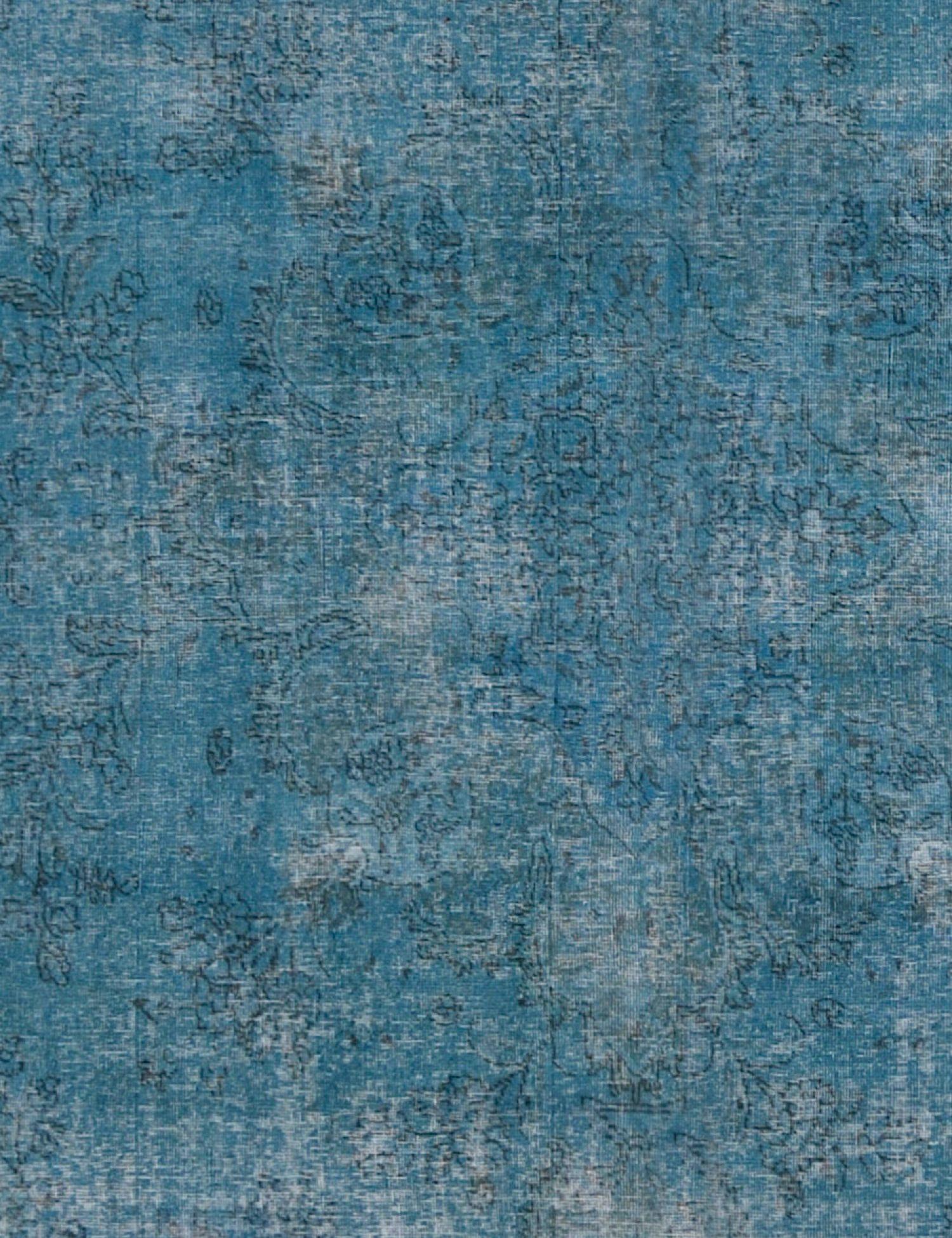 Tappeto Vintage  blu <br/>395 x 288 cm