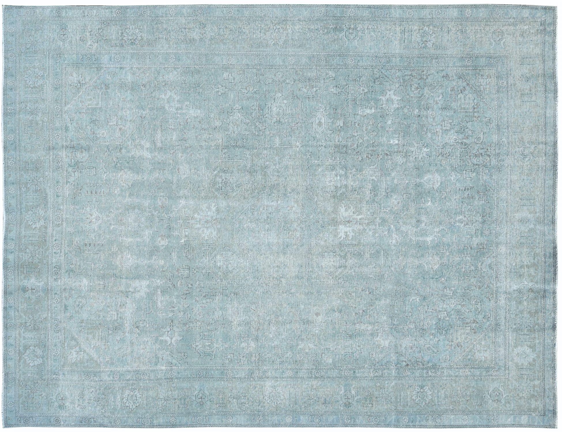 Tapis  Vintage  bleu <br/>381 x 292 cm