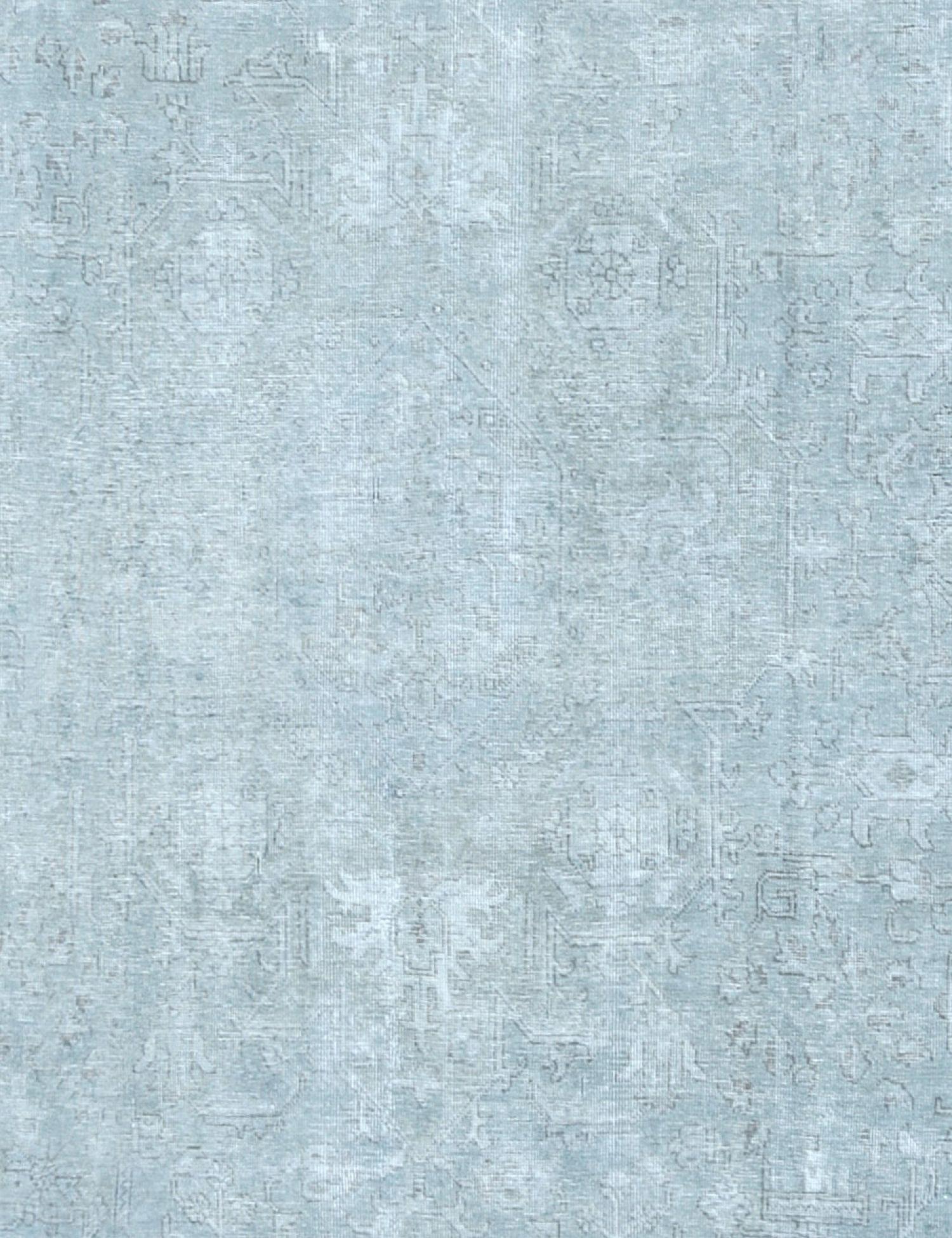 Vintage Teppich  blau <br/>381 x 292 cm