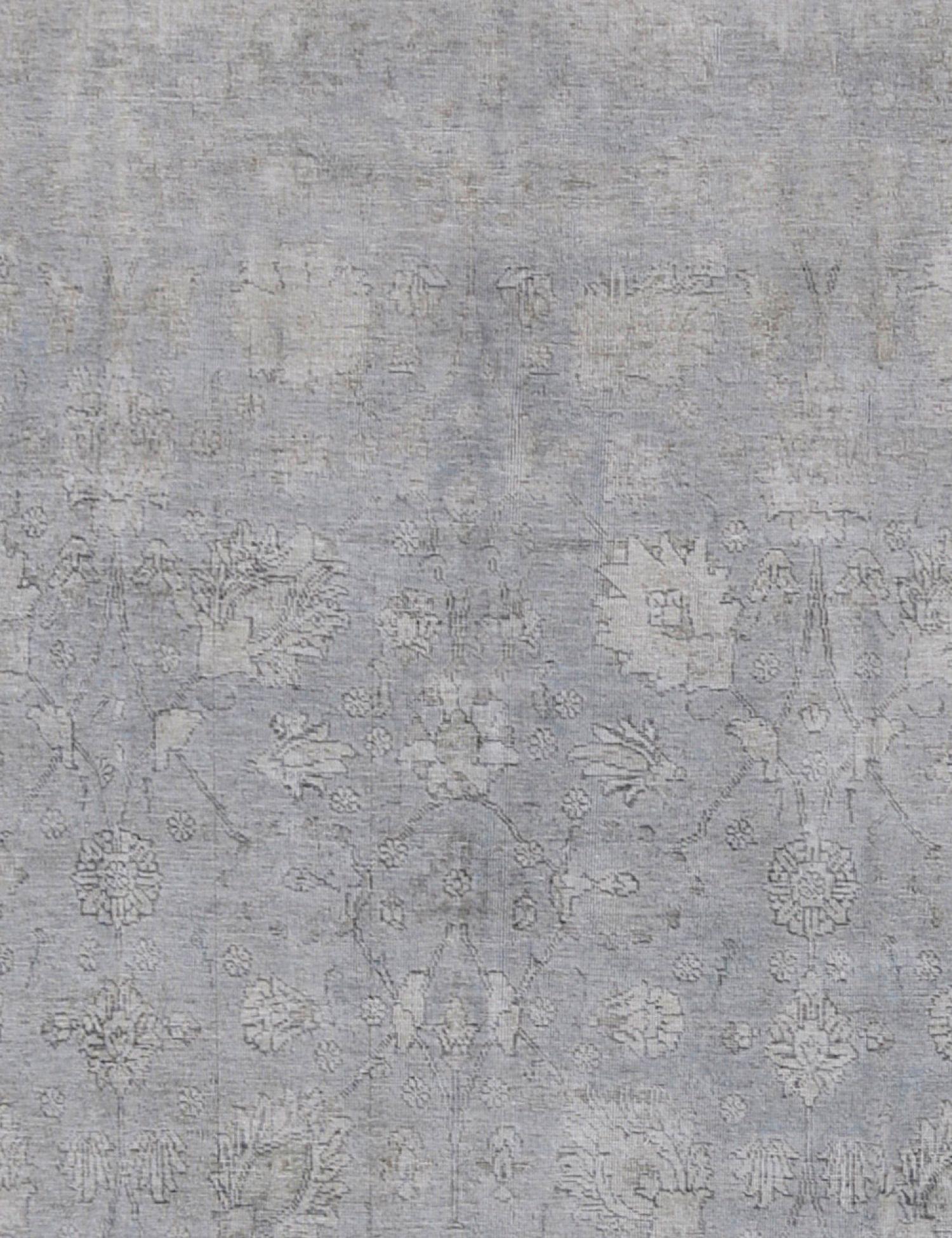 Tappeto Vintage  grigio <br/>382 x 282 cm