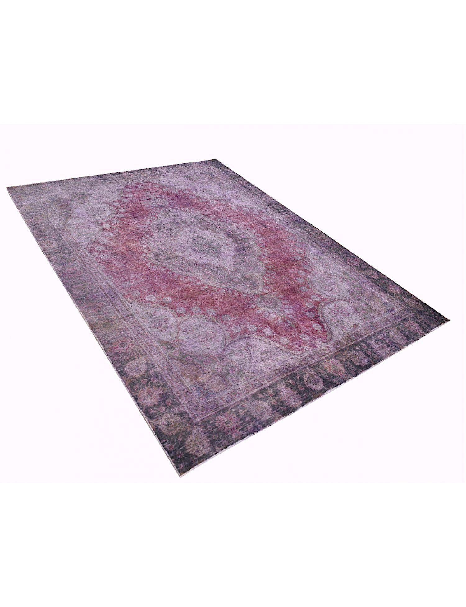 Vintage Teppich  lila <br/>330 x 243 cm