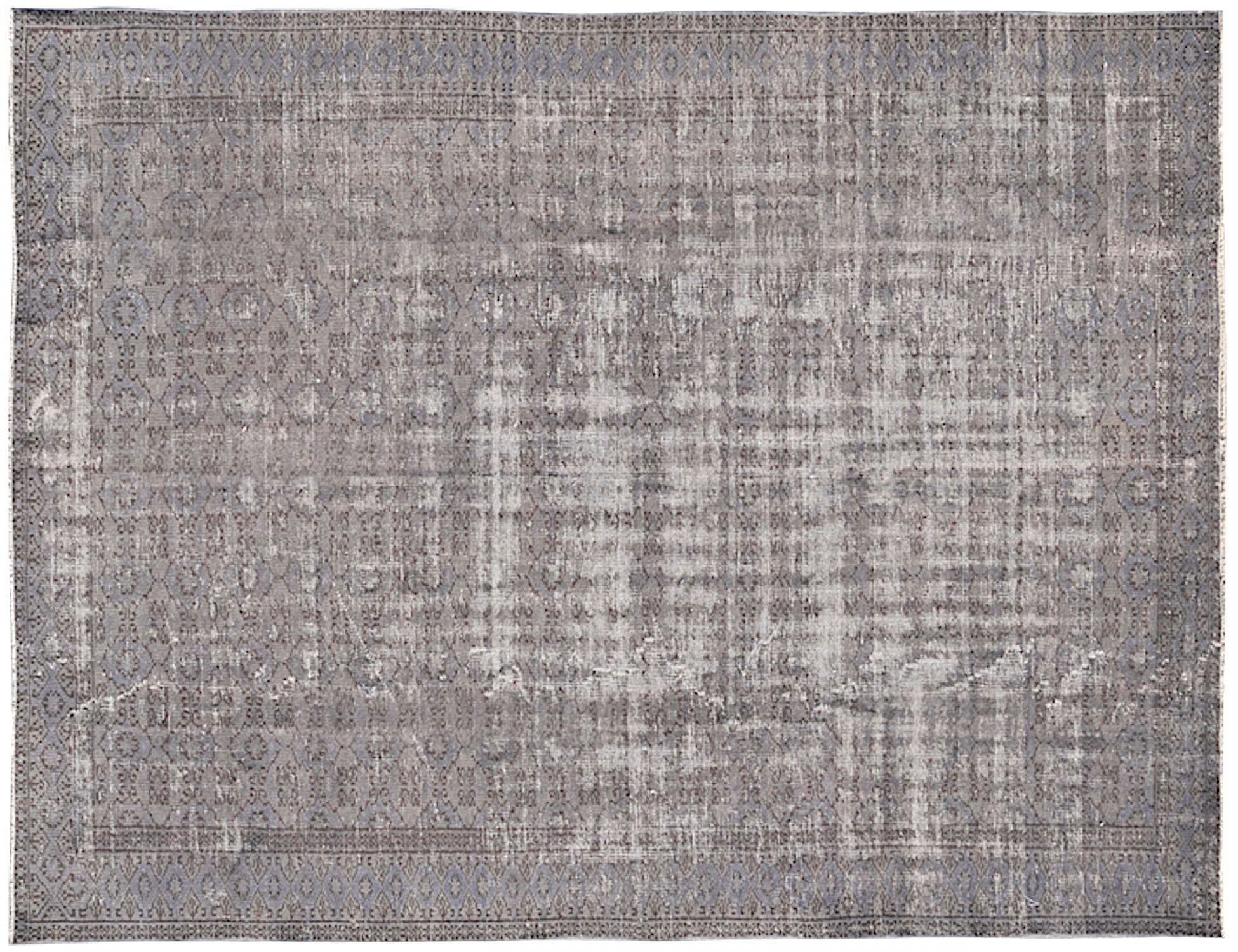 Tapis Vintage  grise <br/>285 x 216 cm