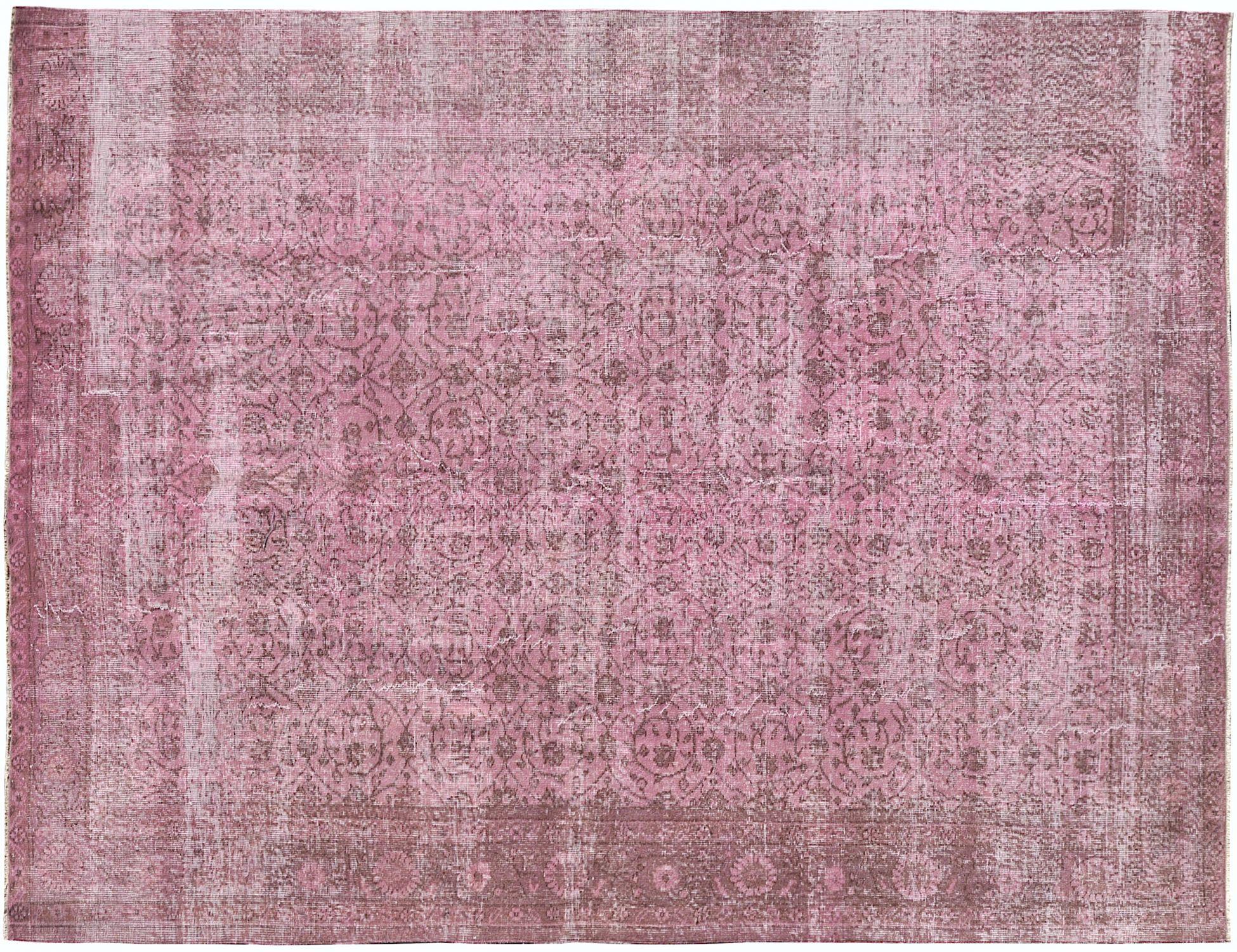 Tappeto Vintage  rosa <br/>300 x 197 cm