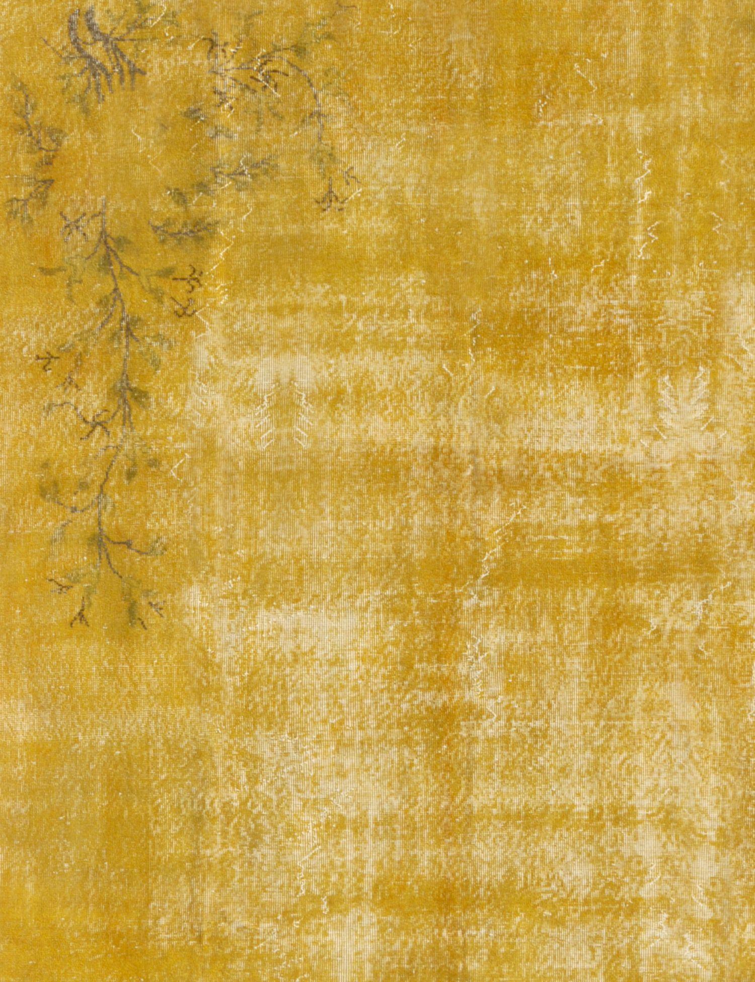 Tappeto Vintage  giallo <br/>295 x 203 cm