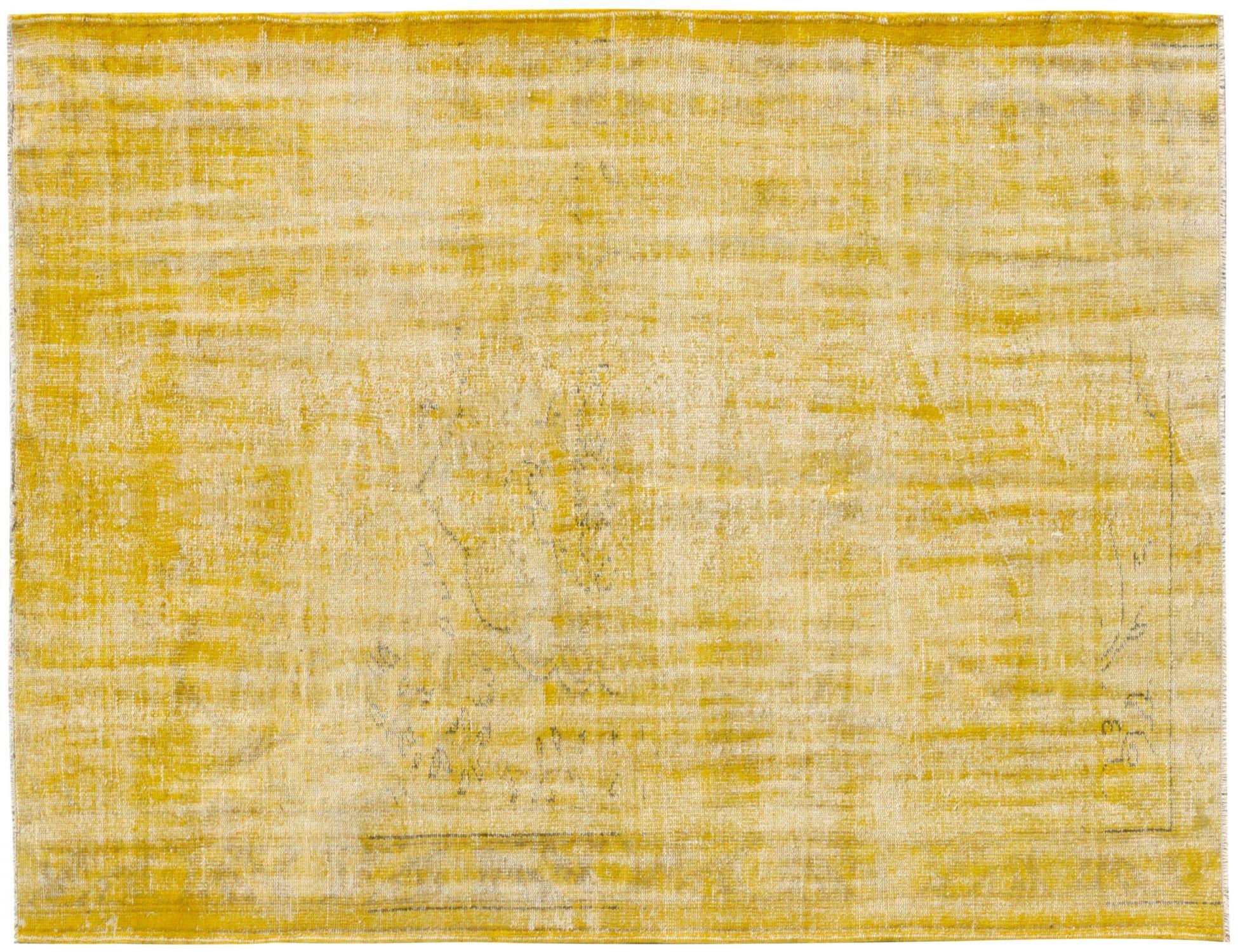 Tappeto Vintage  giallo <br/>270 x 184 cm
