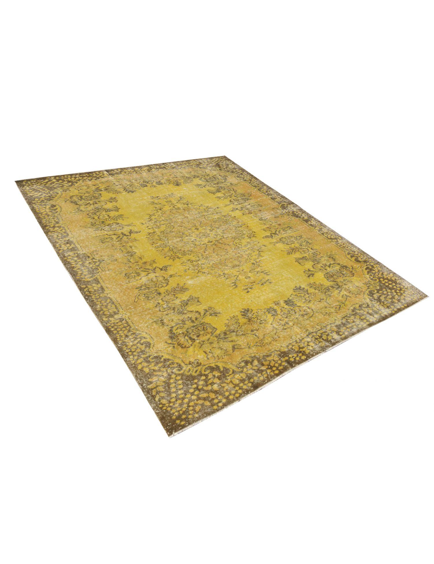 Tappeto Vintage  giallo <br/>290 x 188 cm