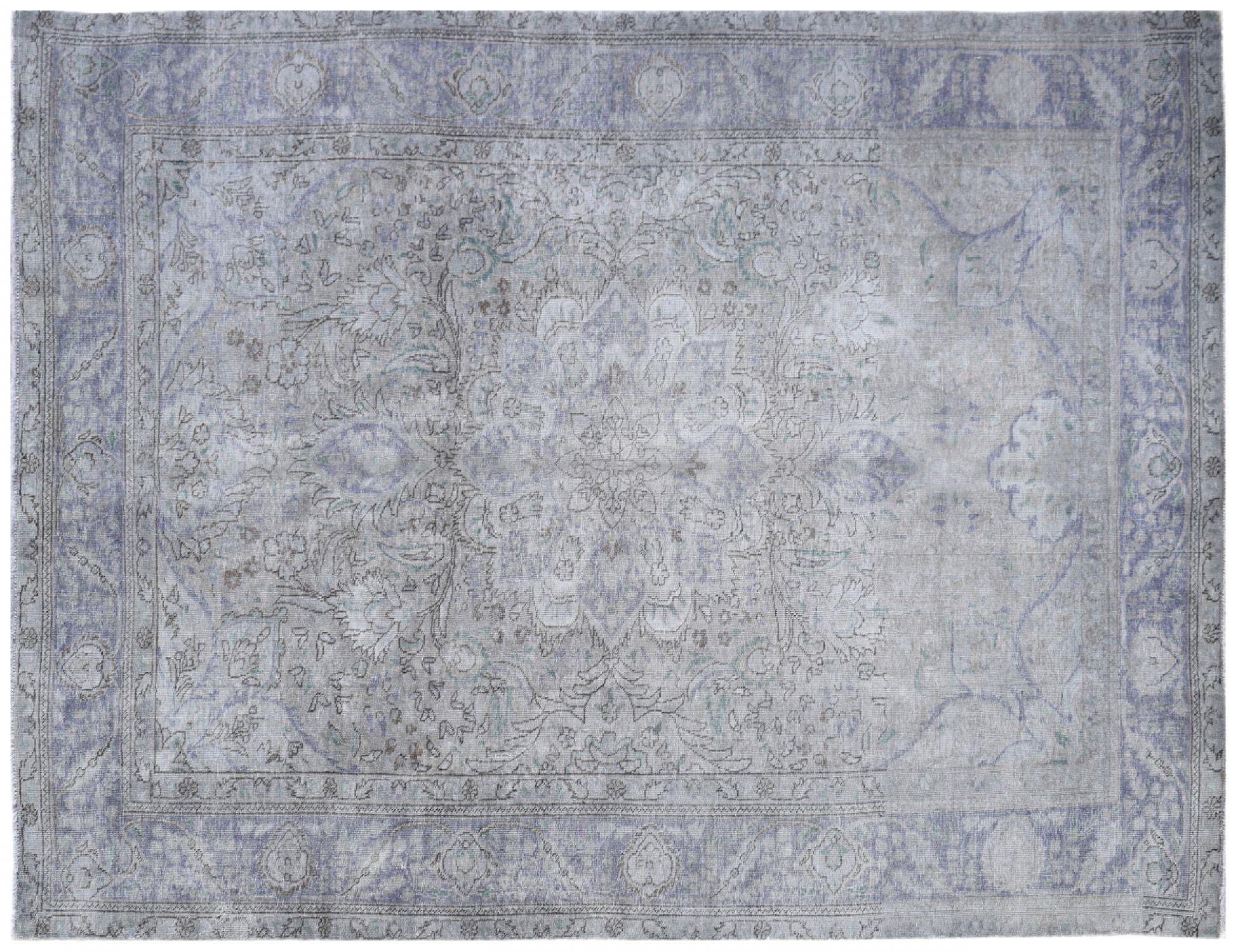 Tappeto Vintage  blu <br/>286 x 193 cm