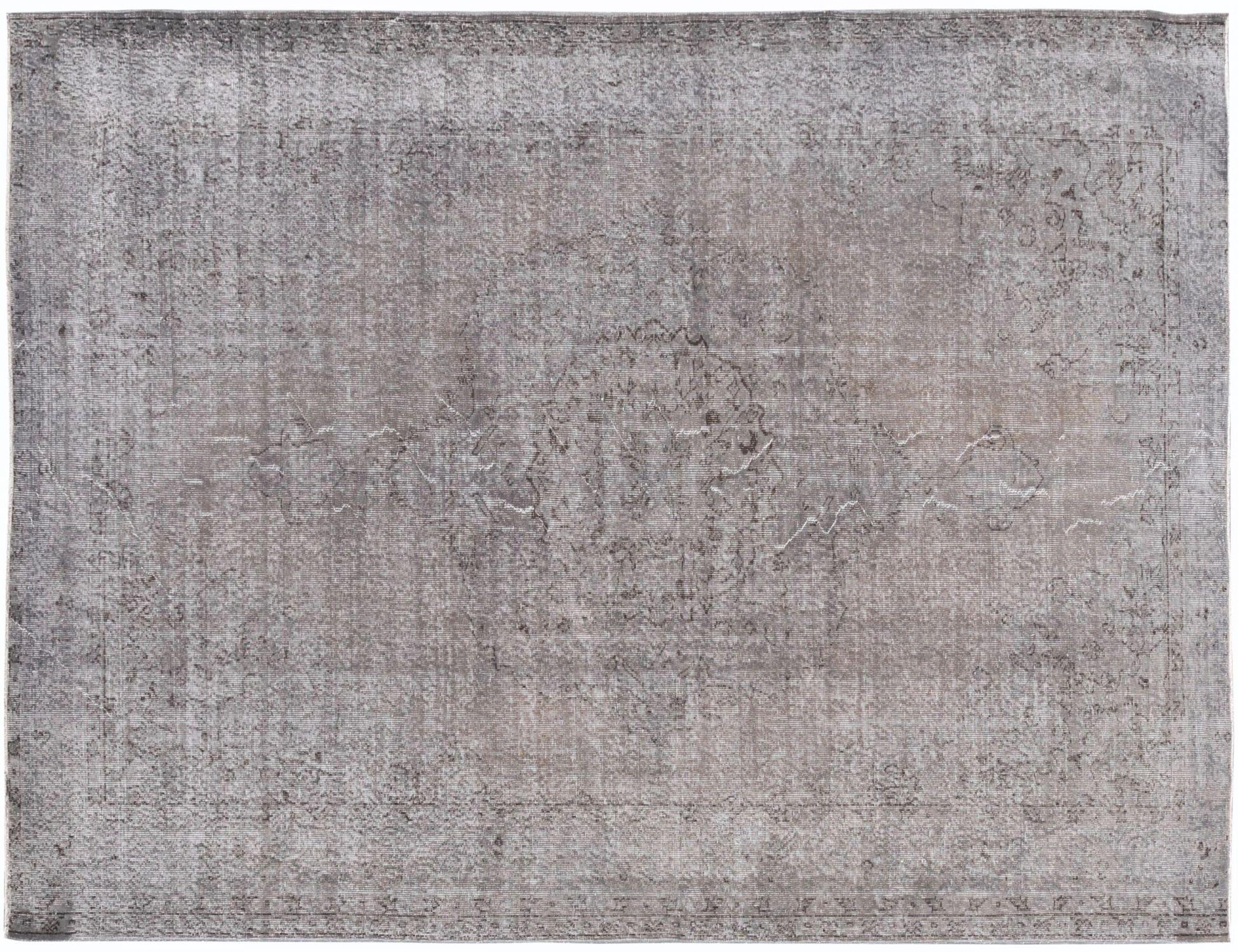 Tappeto Vintage  grigio <br/>310 x 210 cm