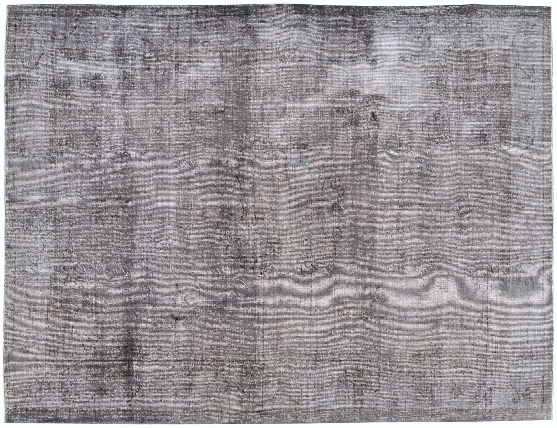 Tappeto Vintage  grigio <br/>326 x 228 cm