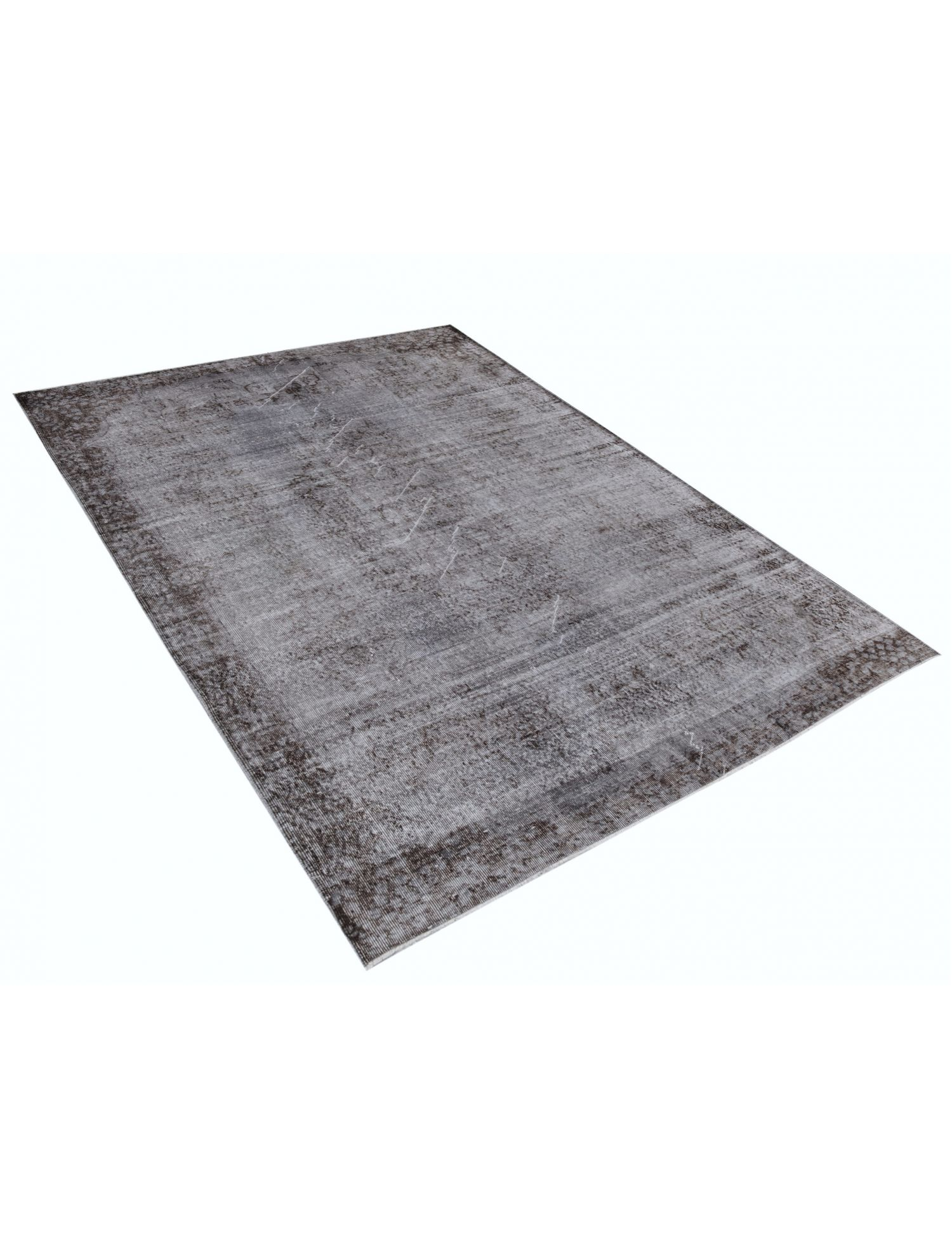 Tappeto Vintage  grigio <br/>287 x 203 cm