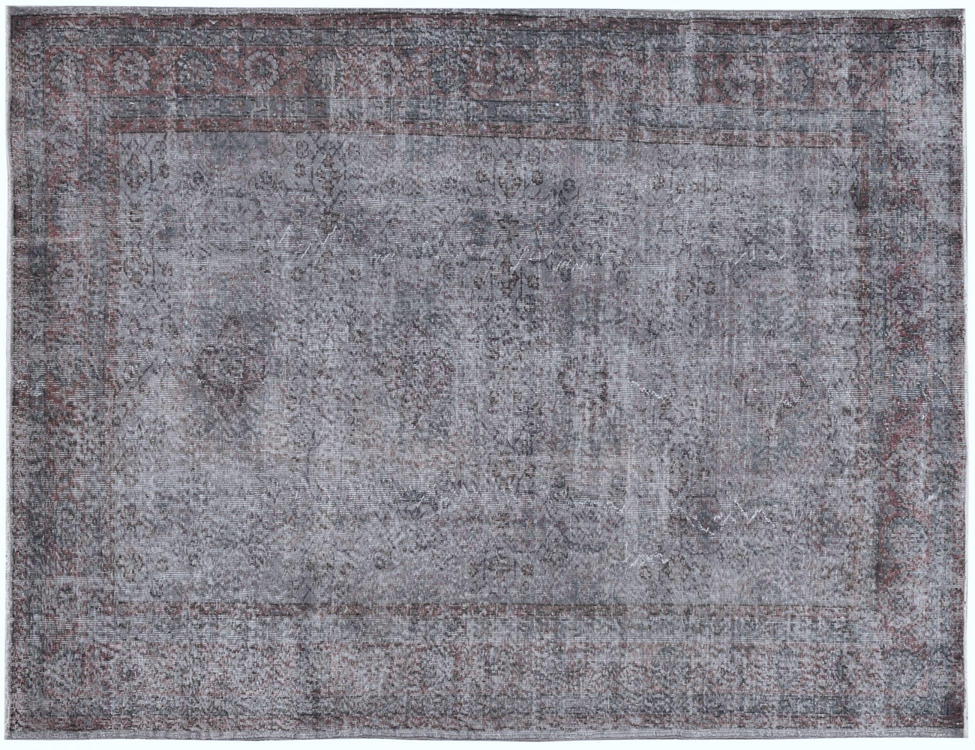 Tappeto Vintage  grigio <br/>268 x 202 cm