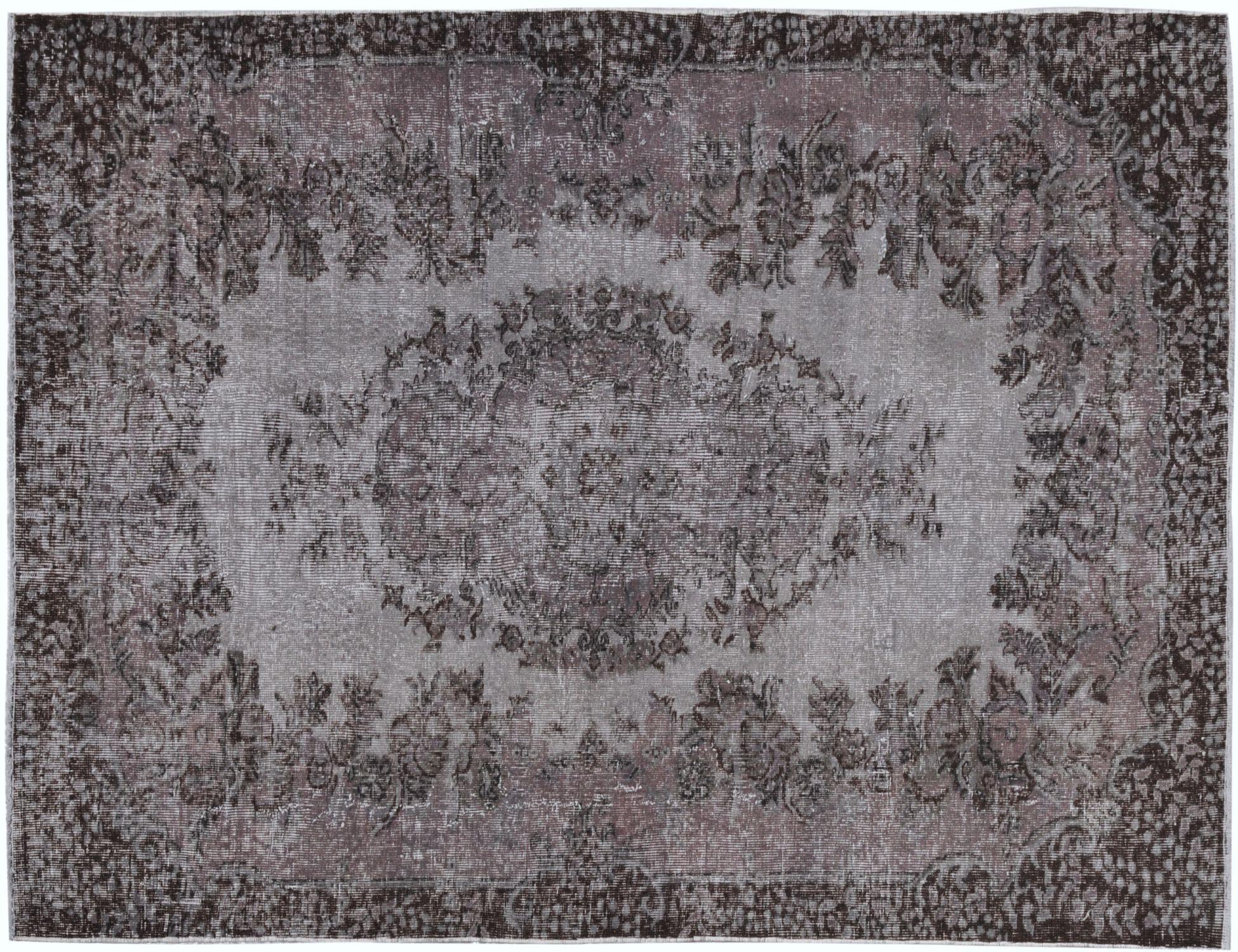 Tappeto Vintage  grigio <br/>263 x 165 cm