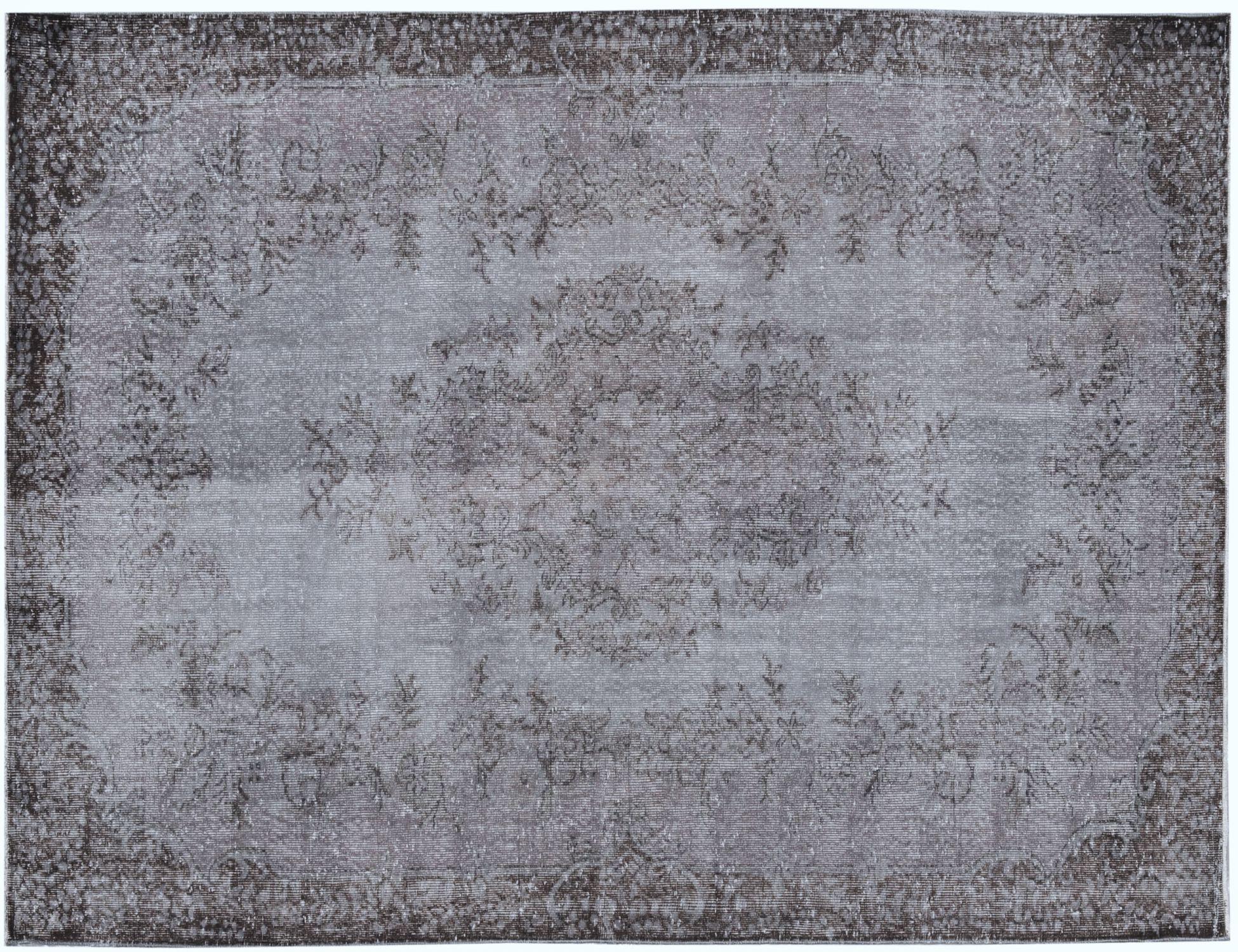 Tappeto Vintage  grigio <br/>301 x 185 cm