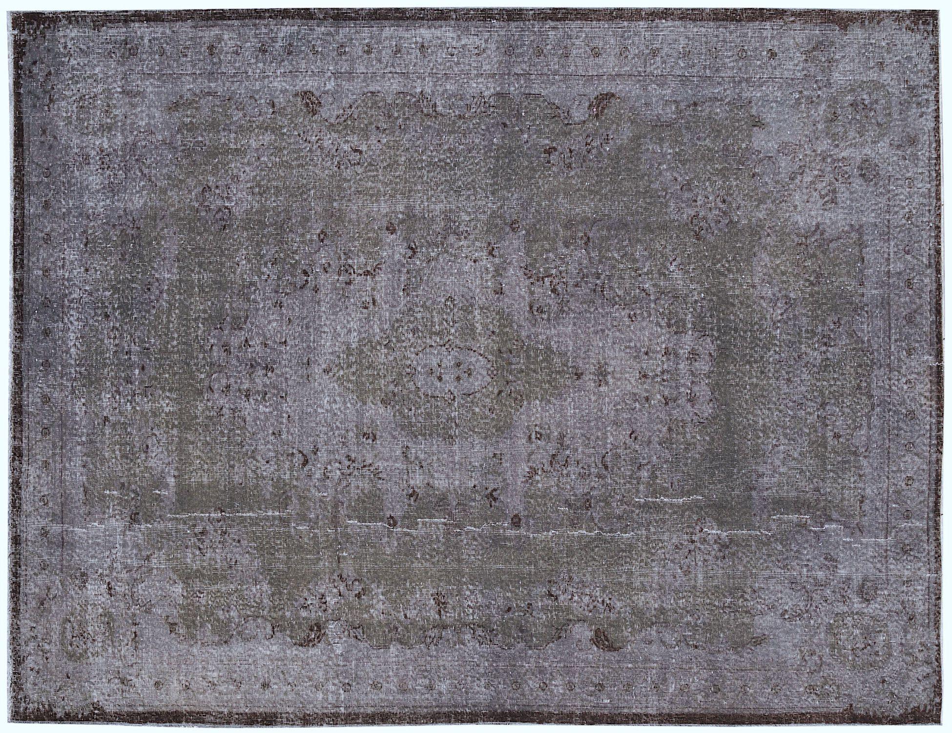Tappeto Vintage  grigio <br/>320 x 211 cm