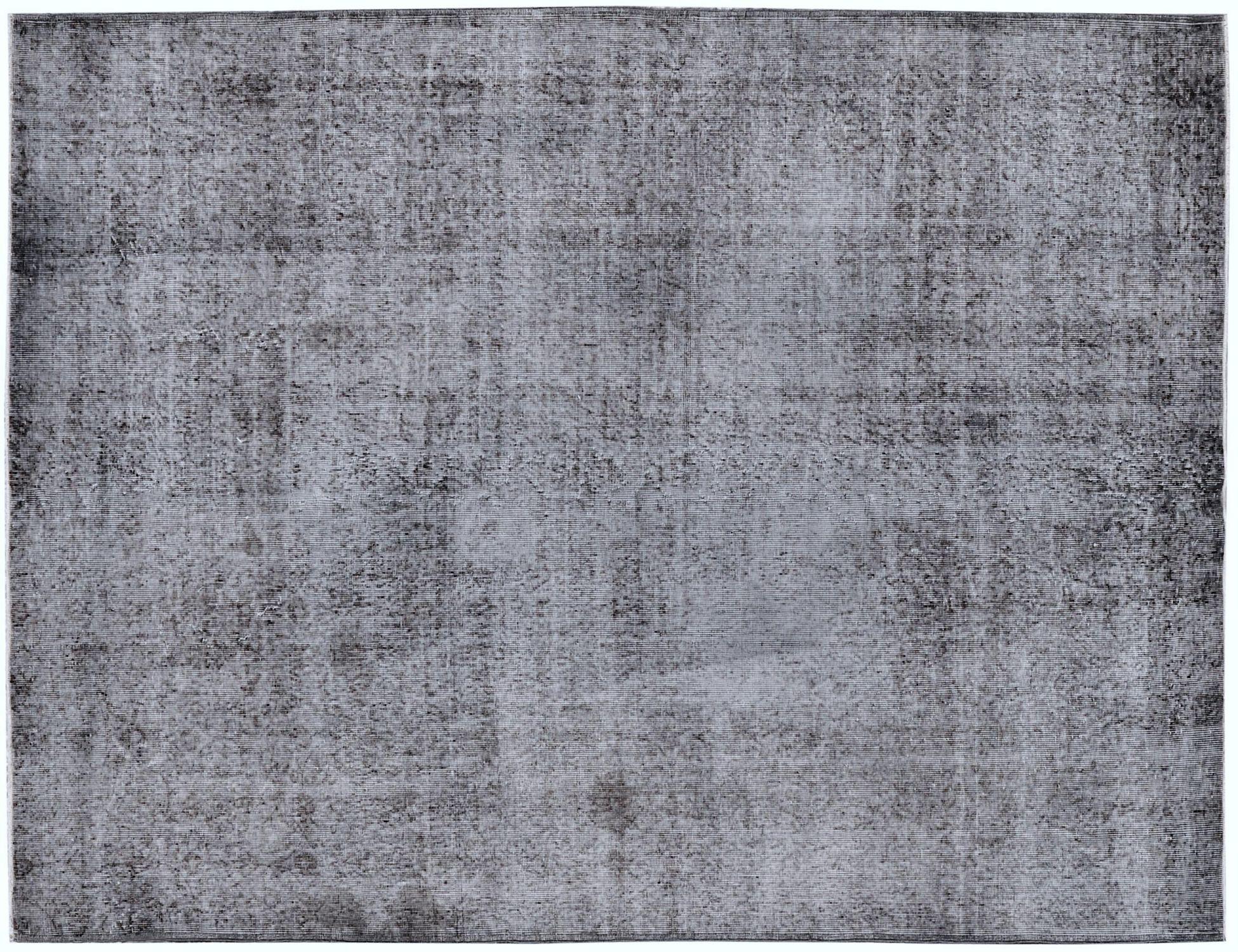 Tappeto Vintage  grigio <br/>304 x 213 cm