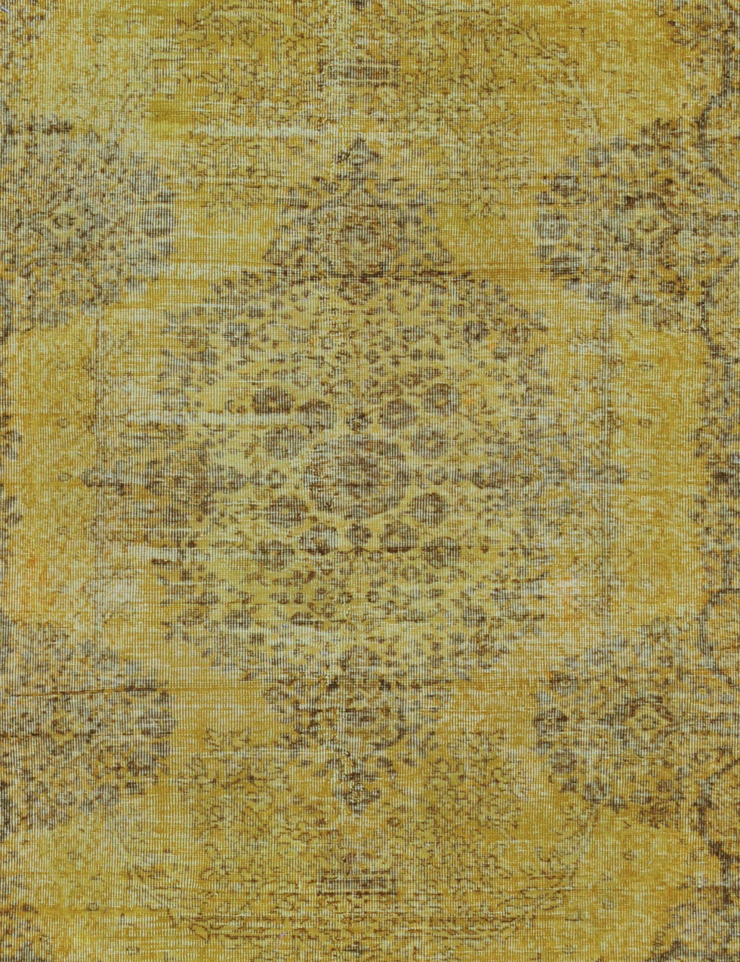 Tappeto Vintage  giallo <br/>266 x 180 cm