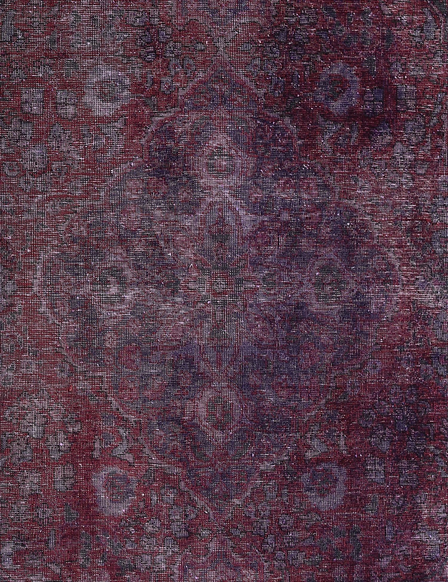 Vintage Teppich  lila <br/>245 x 162 cm