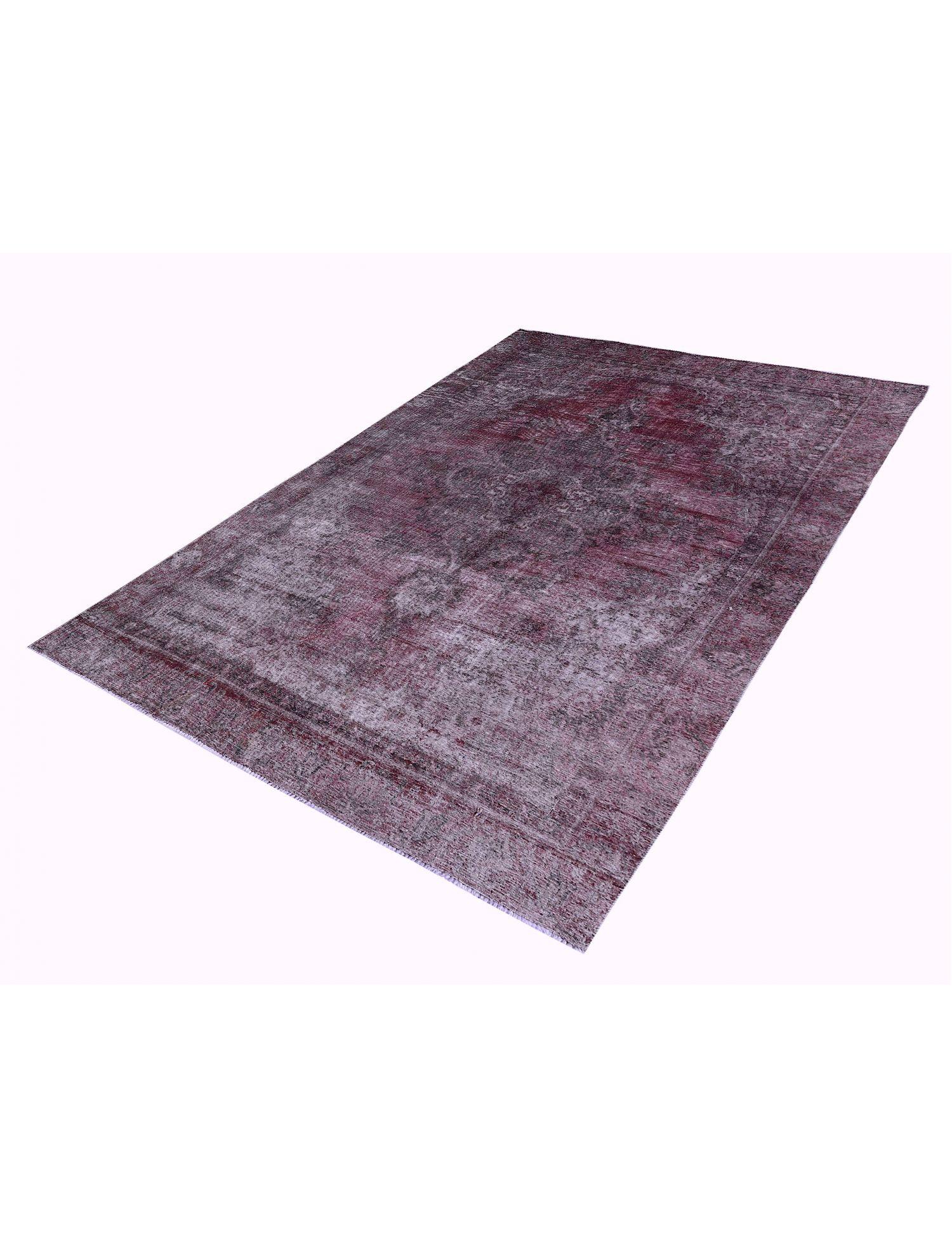 Vintage Teppich  lila <br/>364 x 250 cm