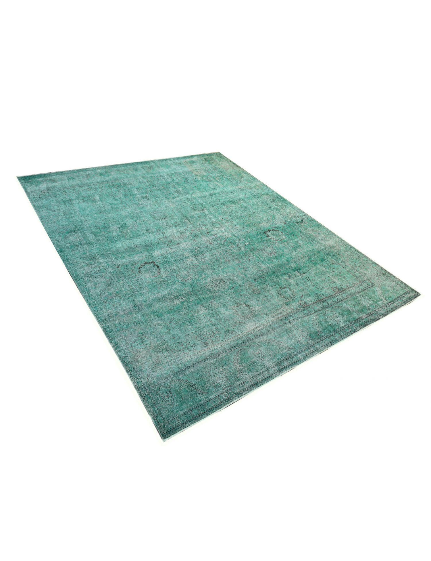 Tappeto Vintage  verde <br/>363 x 287 cm