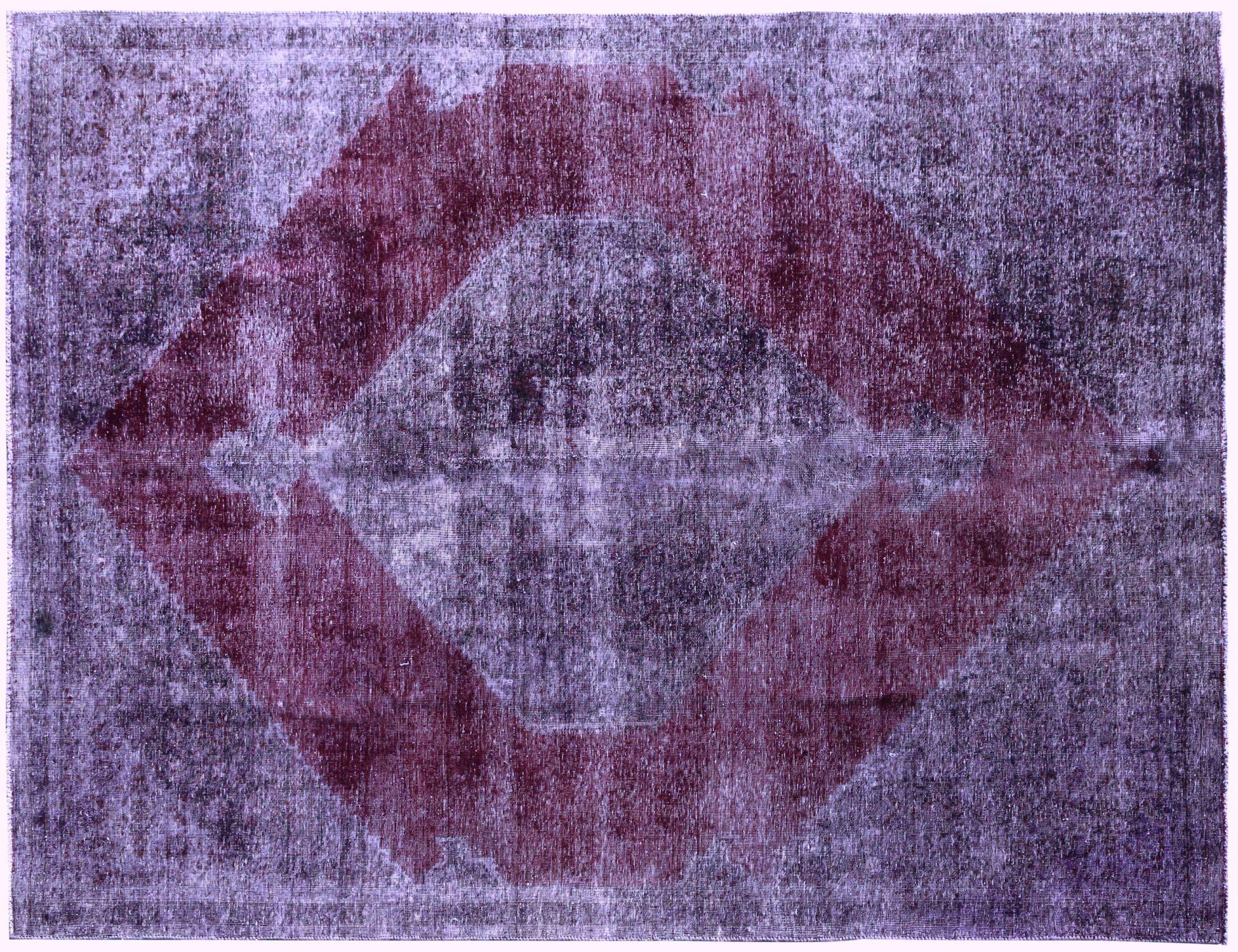 Vintage Teppich  lila <br/>322 x 214 cm