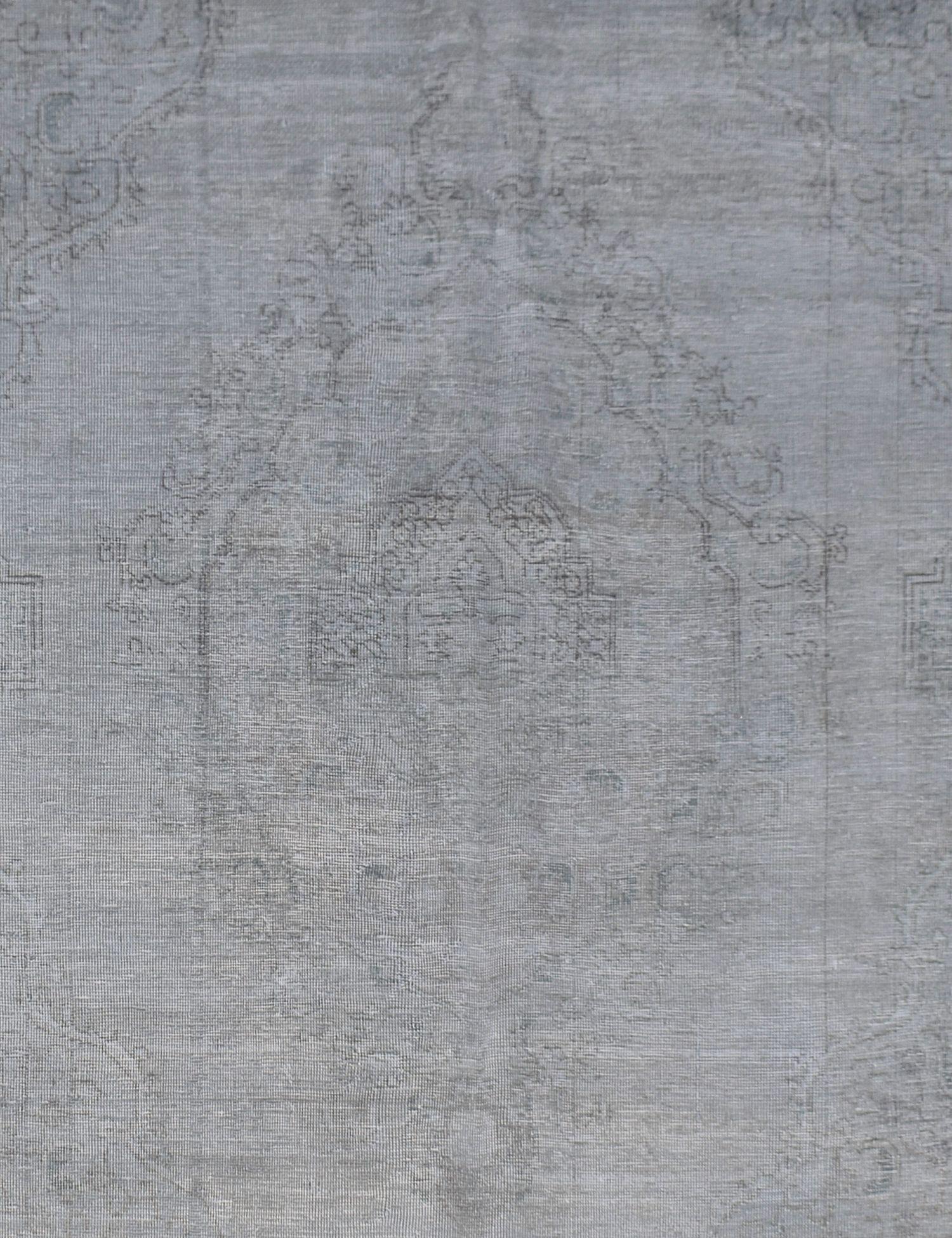 Tappeto Vintage  grigio <br/>291 x 192 cm