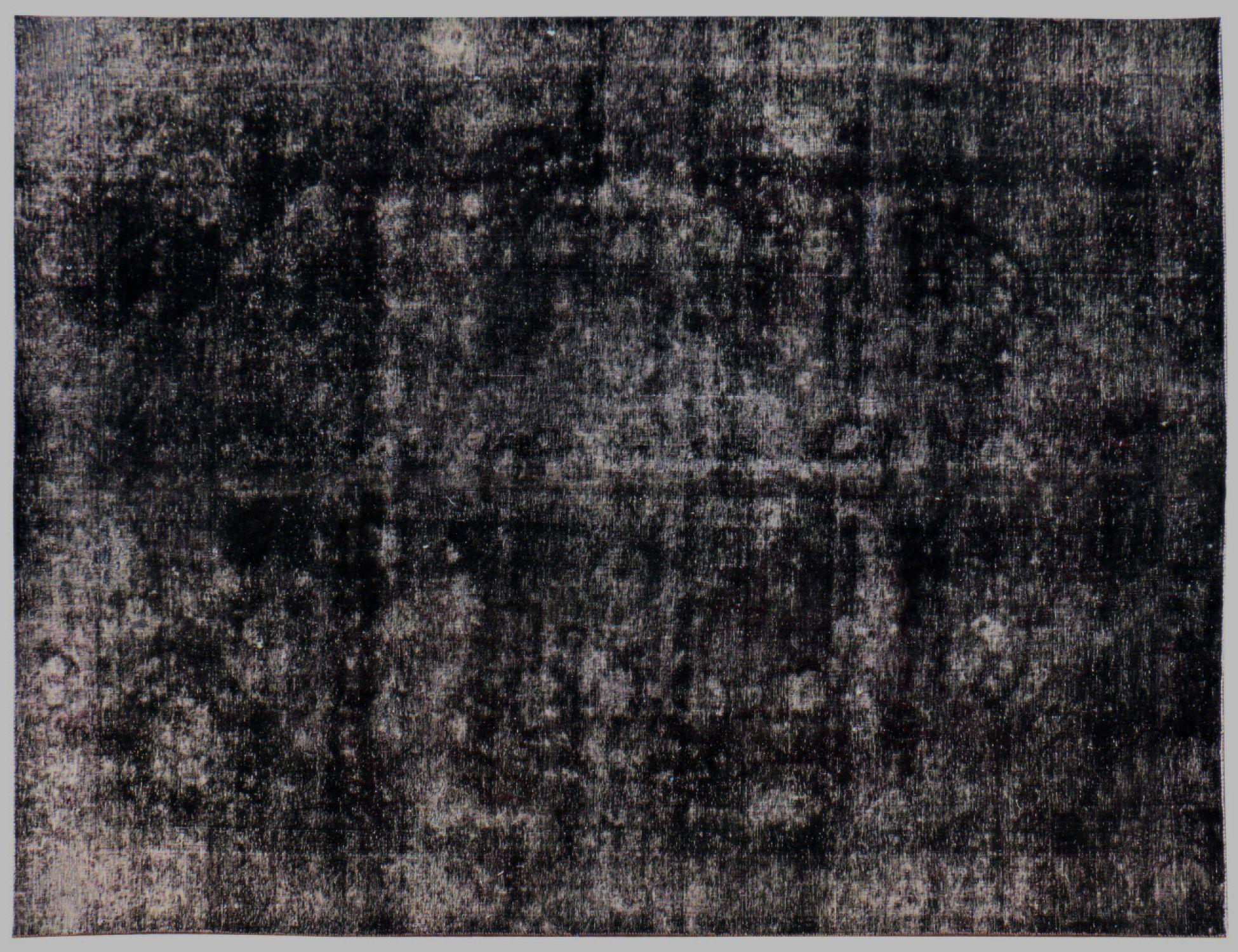 Tappeto Vintage  nero <br/>340 x 236 cm