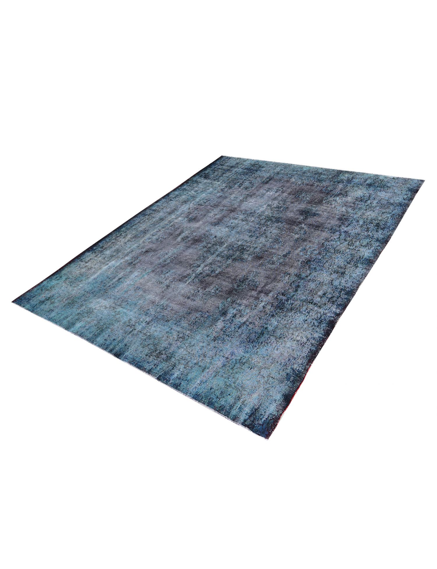 Tappeto Vintage  blu <br/>370 x 300 cm
