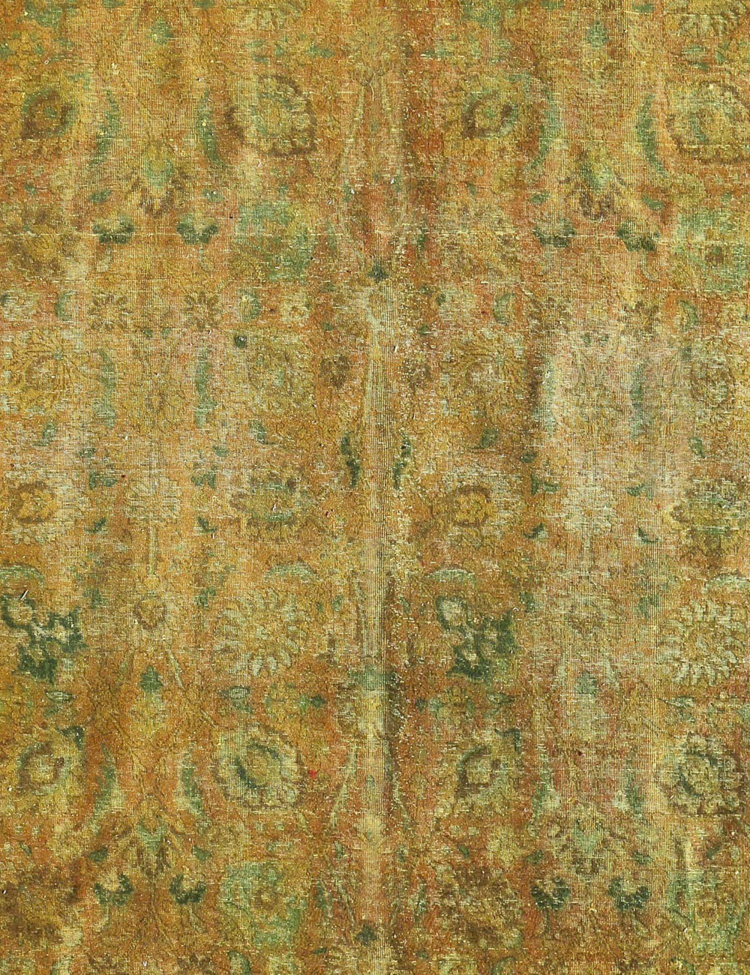Tappeto Vintage  giallo <br/>386 x 276 cm