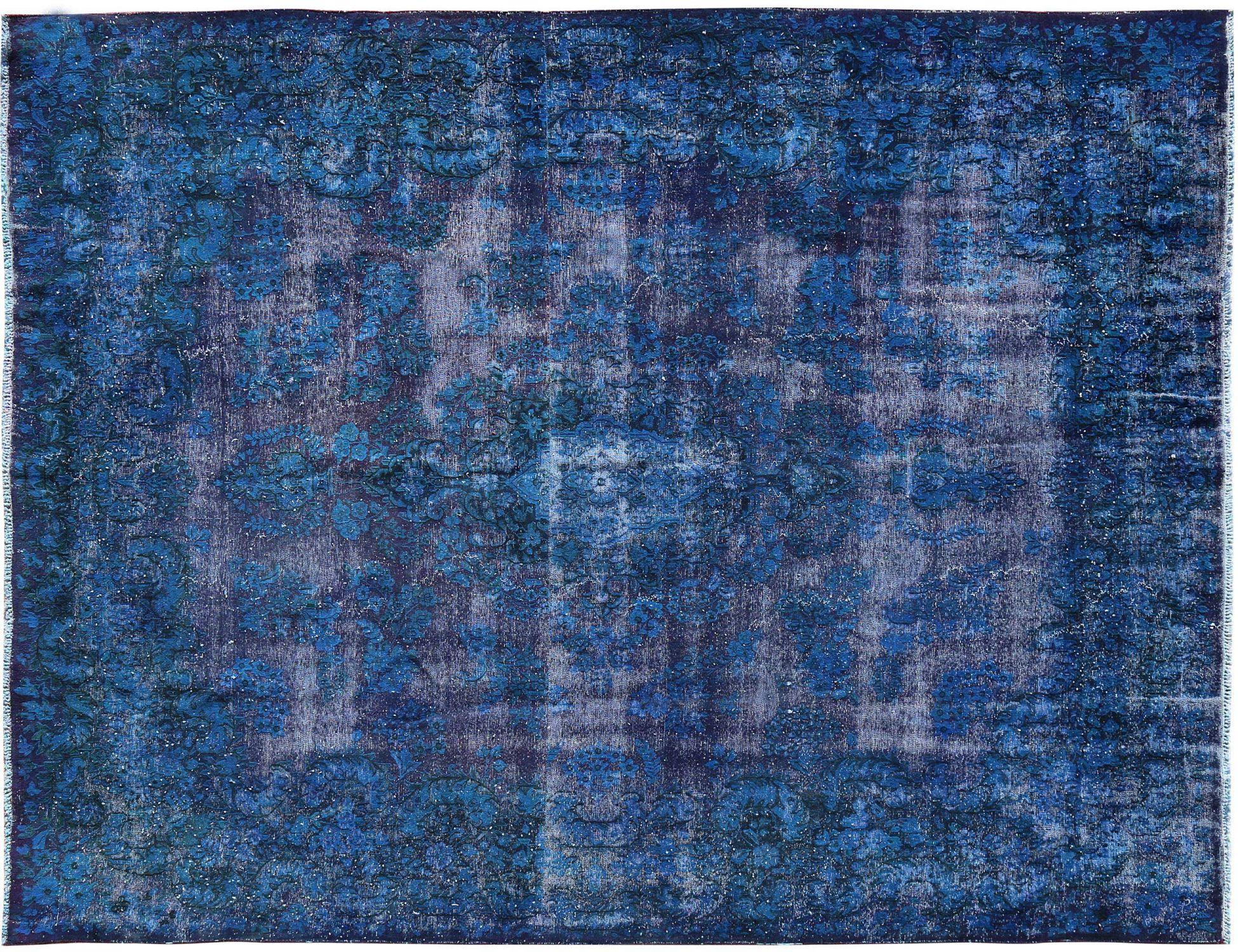 Tappeto Vintage  blu <br/>393 x 300 cm