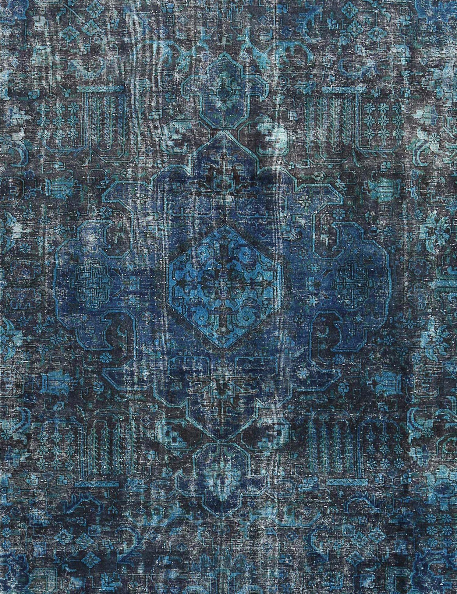 Tappeto Vintage  blu <br/>383 x 291 cm