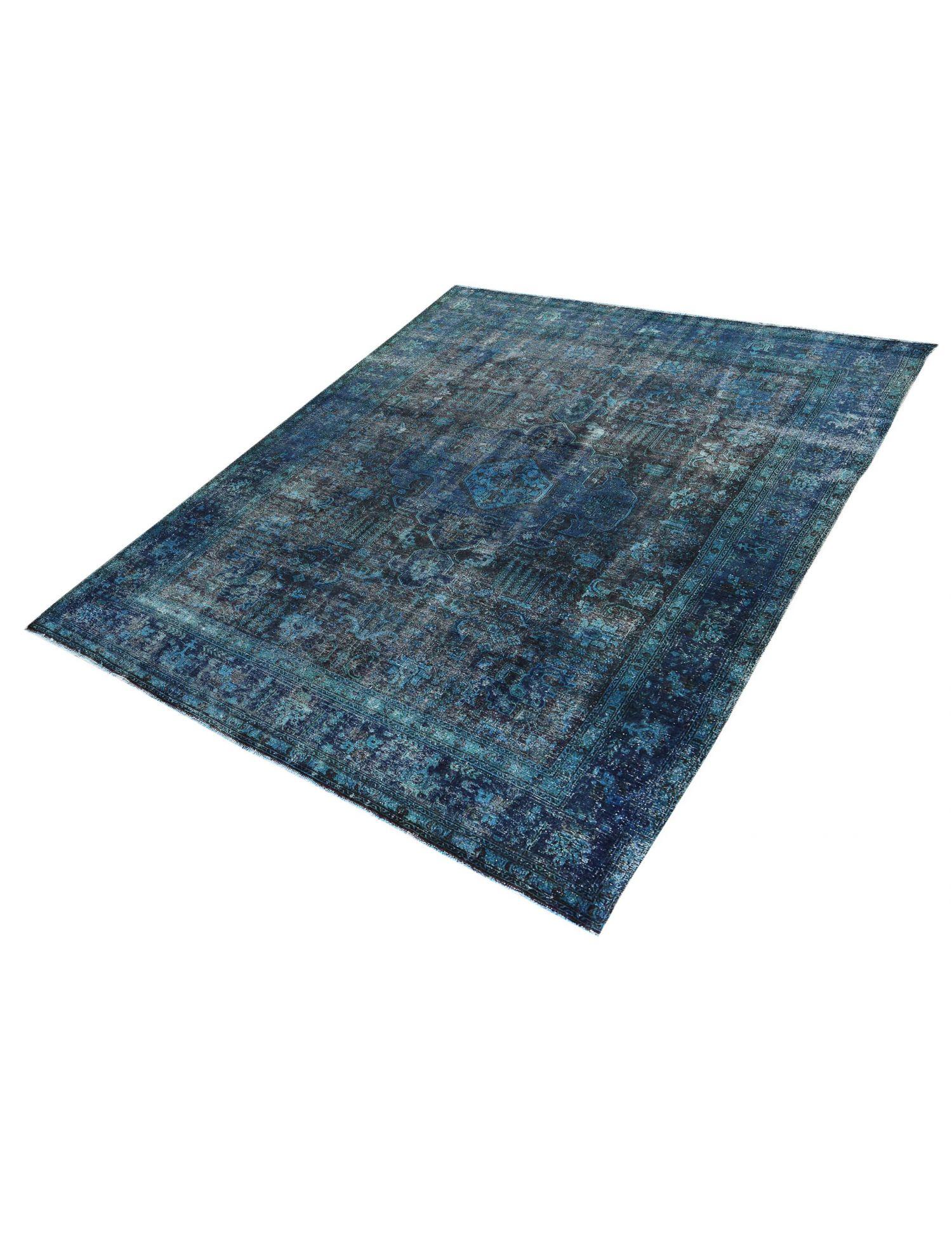Tappeto Vintage  blu <br/>390 x 289 cm