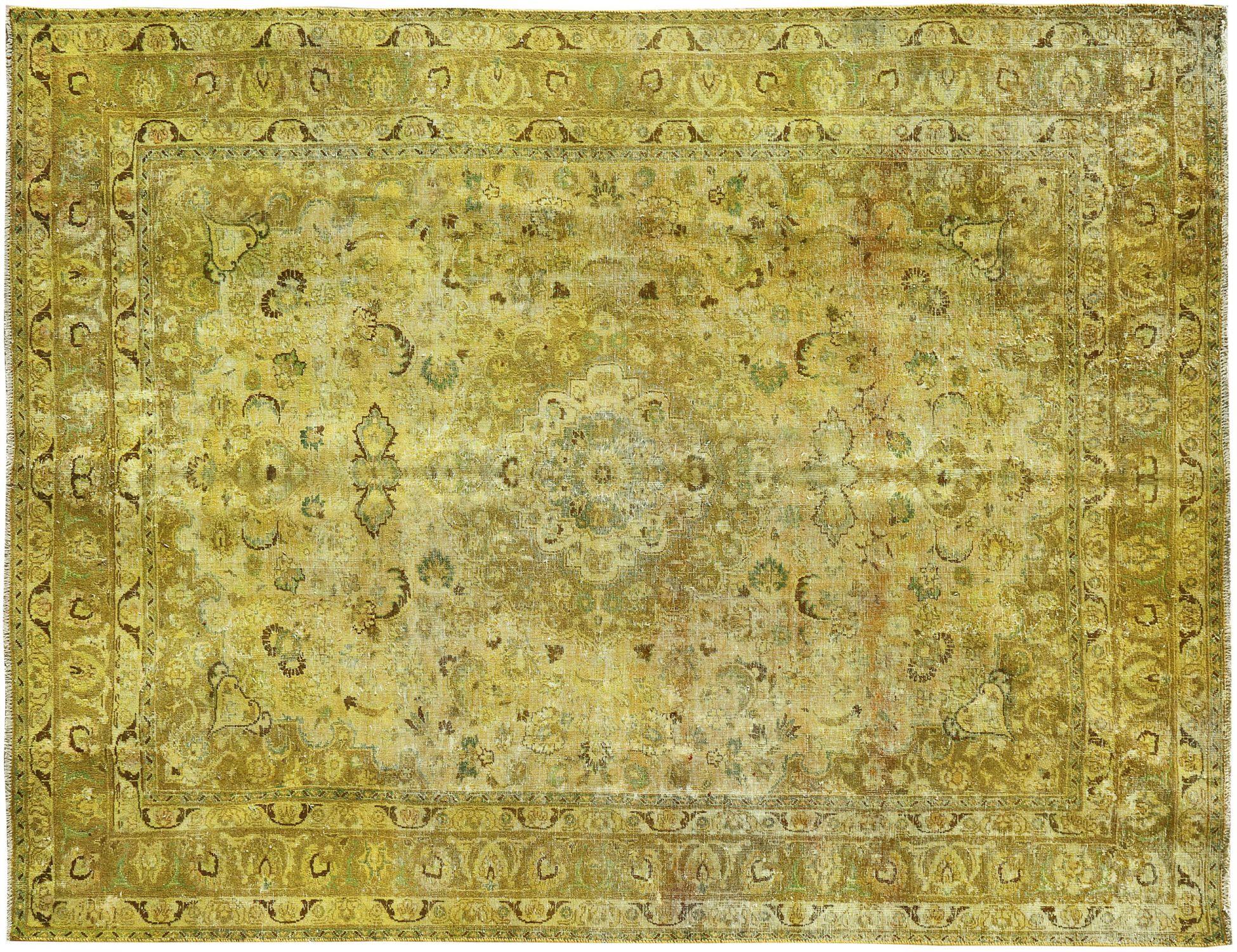 Tappeto Vintage  giallo <br/>360 x 255 cm