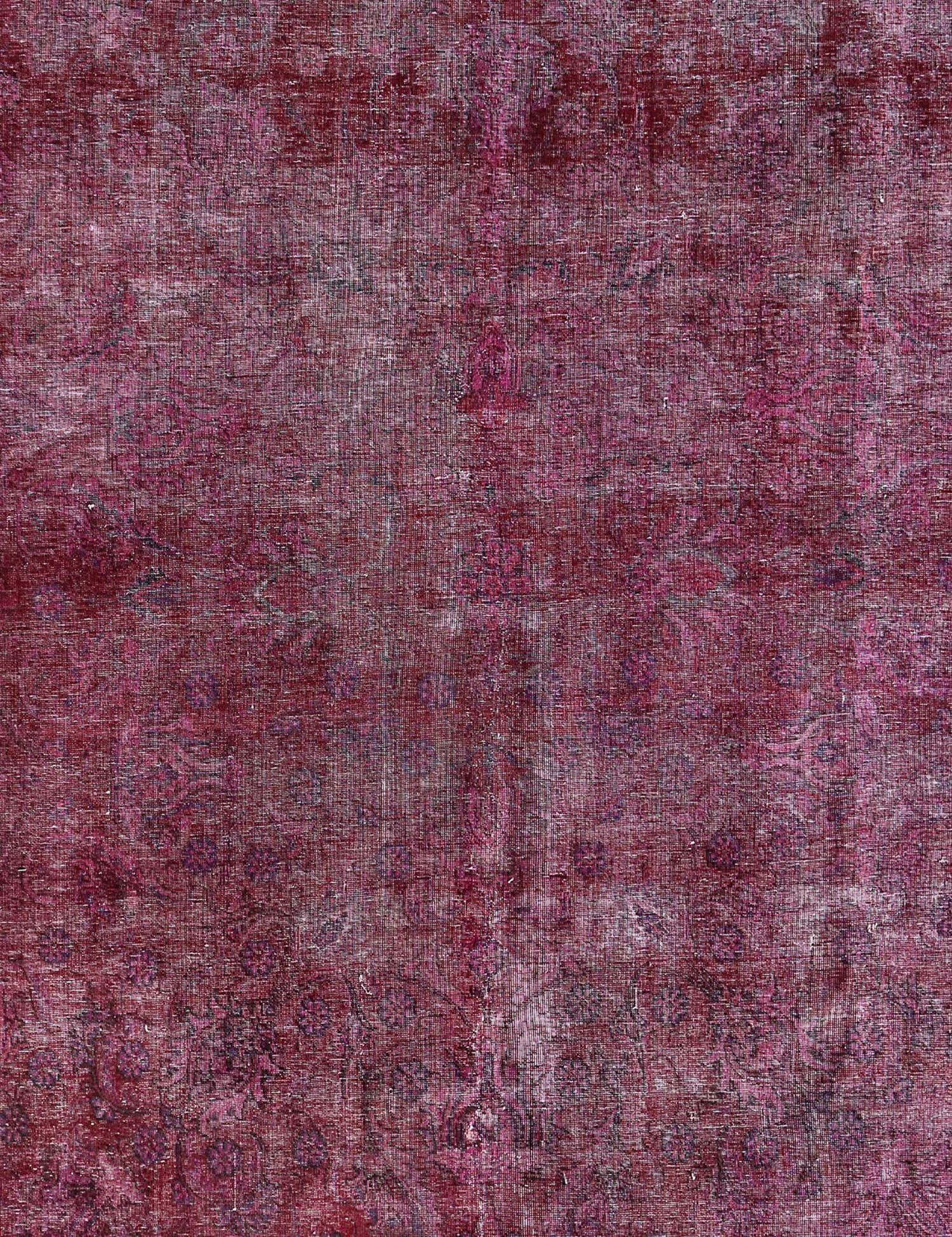 Tappeto Vintage  rosso <br/>313 x 261 cm