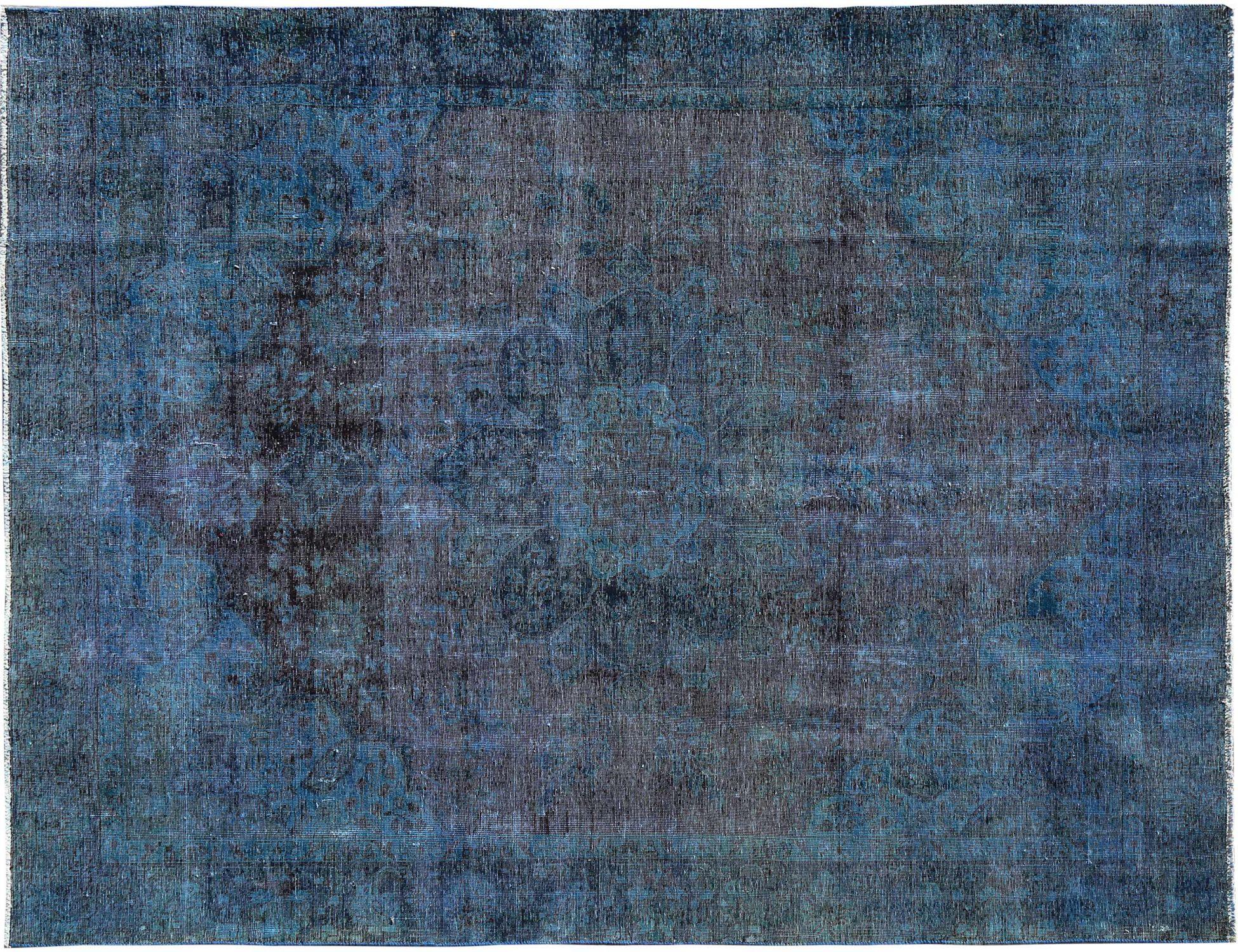 Tappeto Vintage  blu <br/>357 x 272 cm