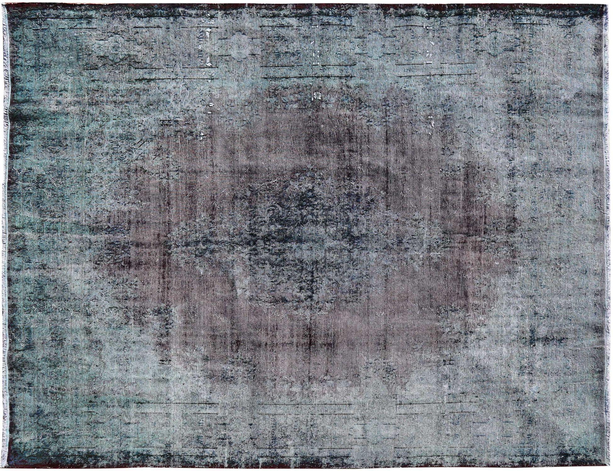 Tappeto Vintage  verde <br/>400 x 297 cm