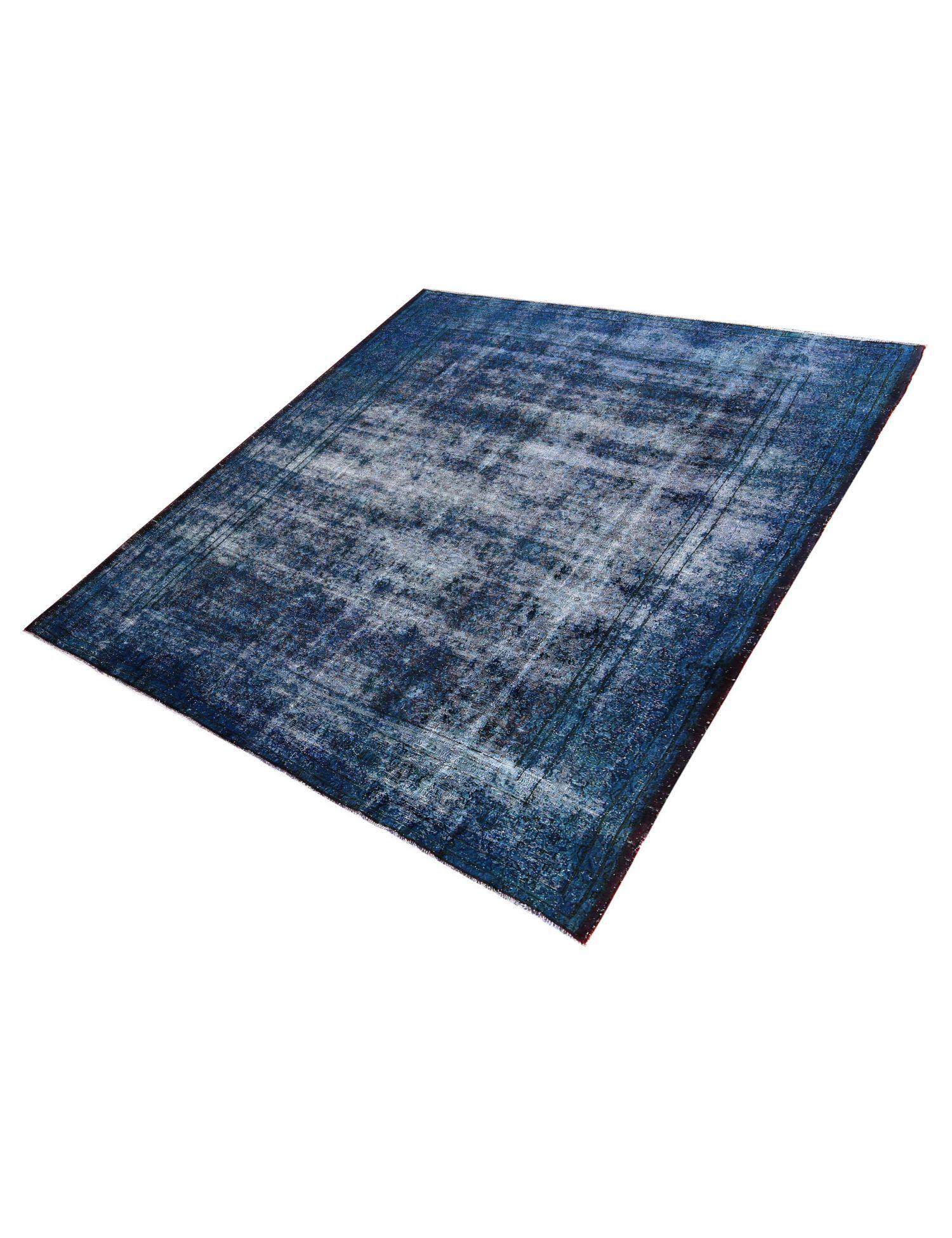 Tappeto Vintage  blu <br/>381 x 294 cm