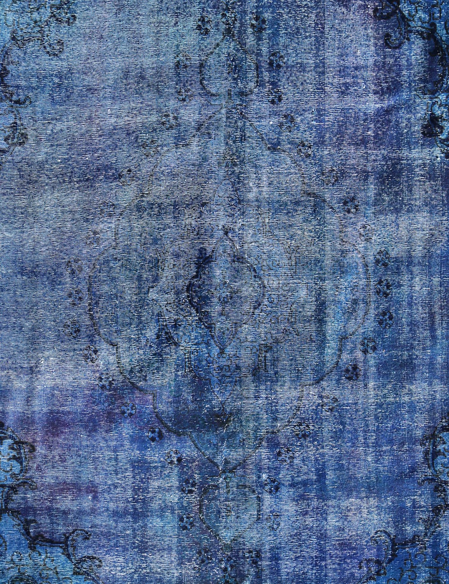 Vintage Teppich  blau <br/>350 x 265 cm
