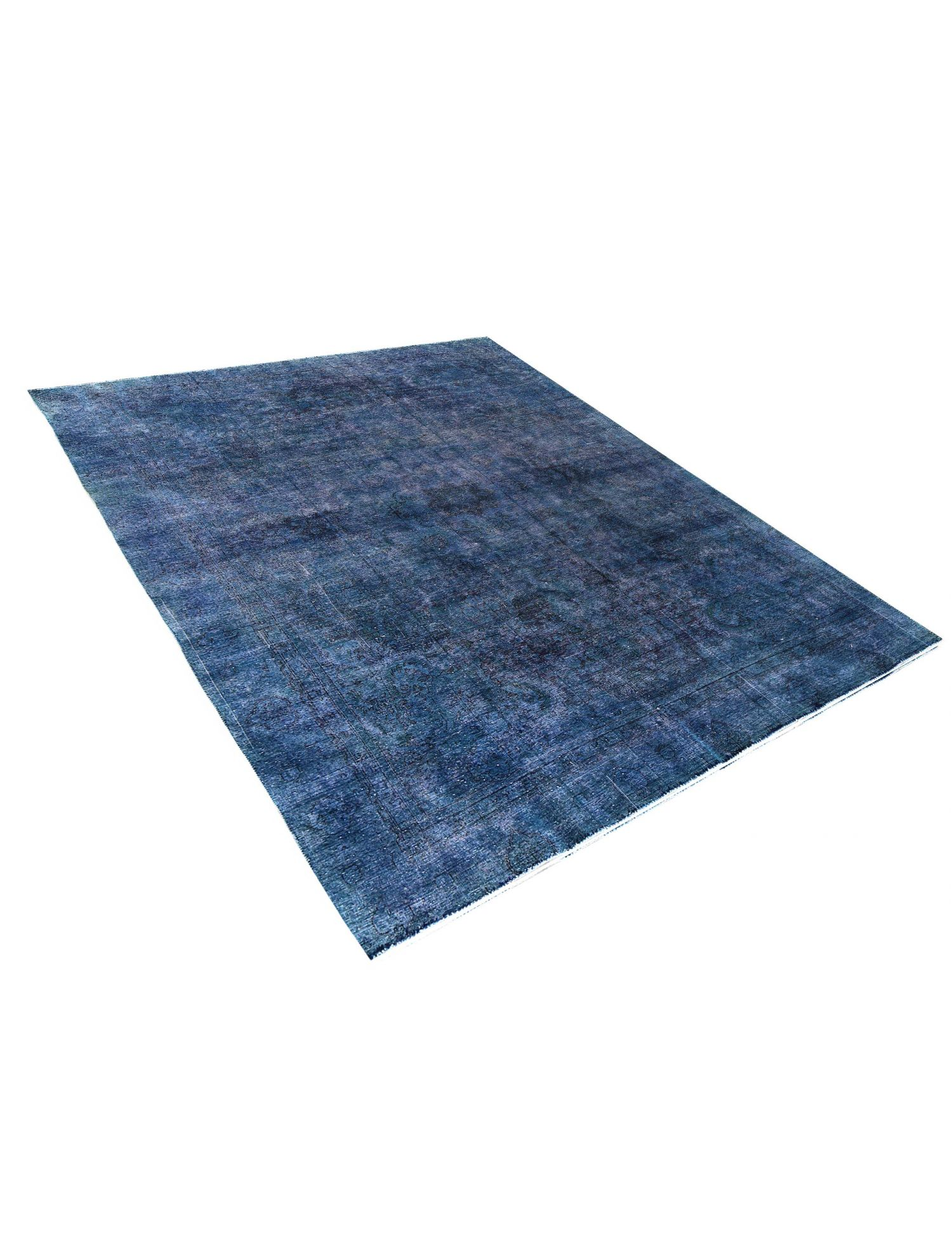 Tappeto Vintage  blu <br/>349 x 261 cm