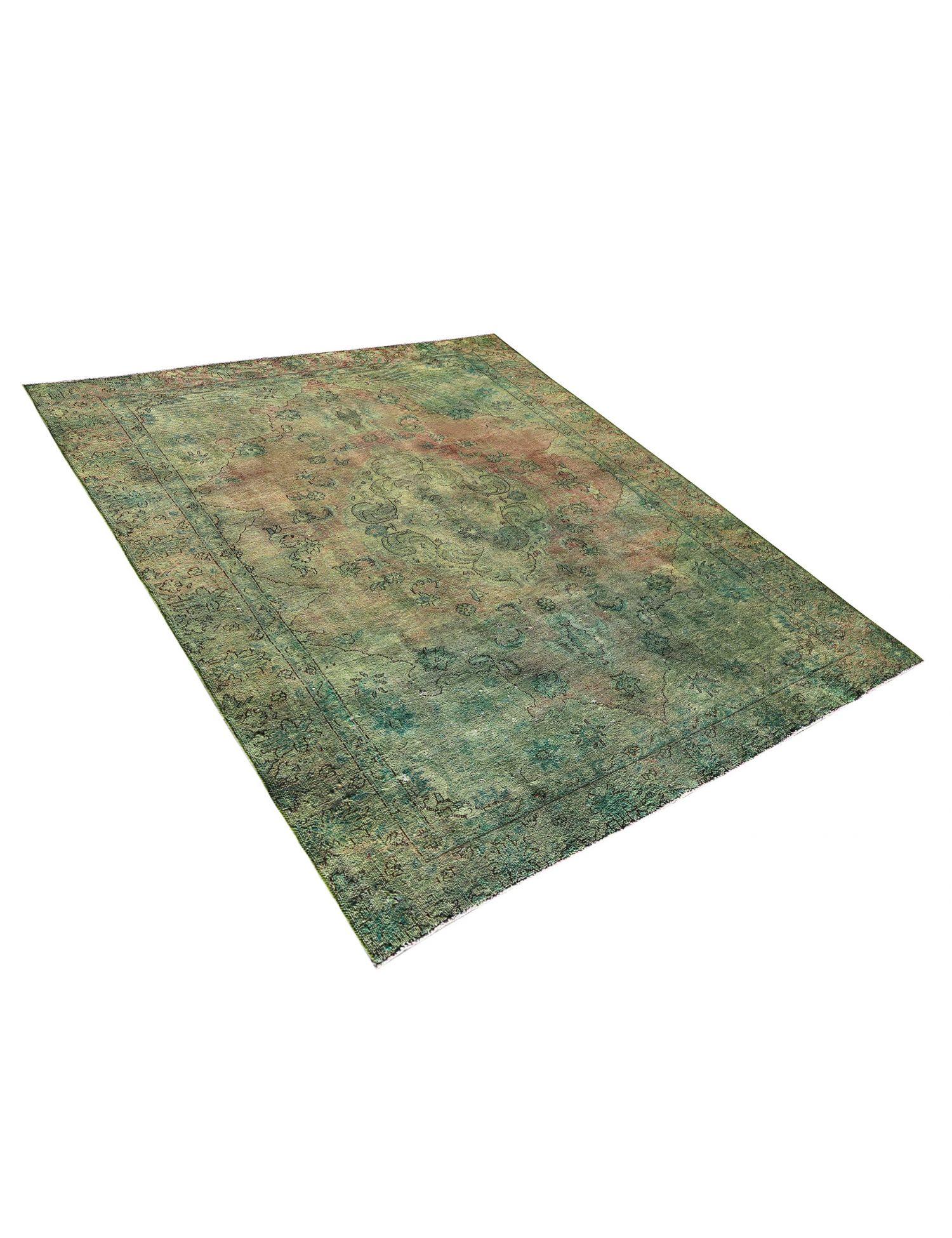 Tappeto Vintage  verde <br/>334 x 232 cm
