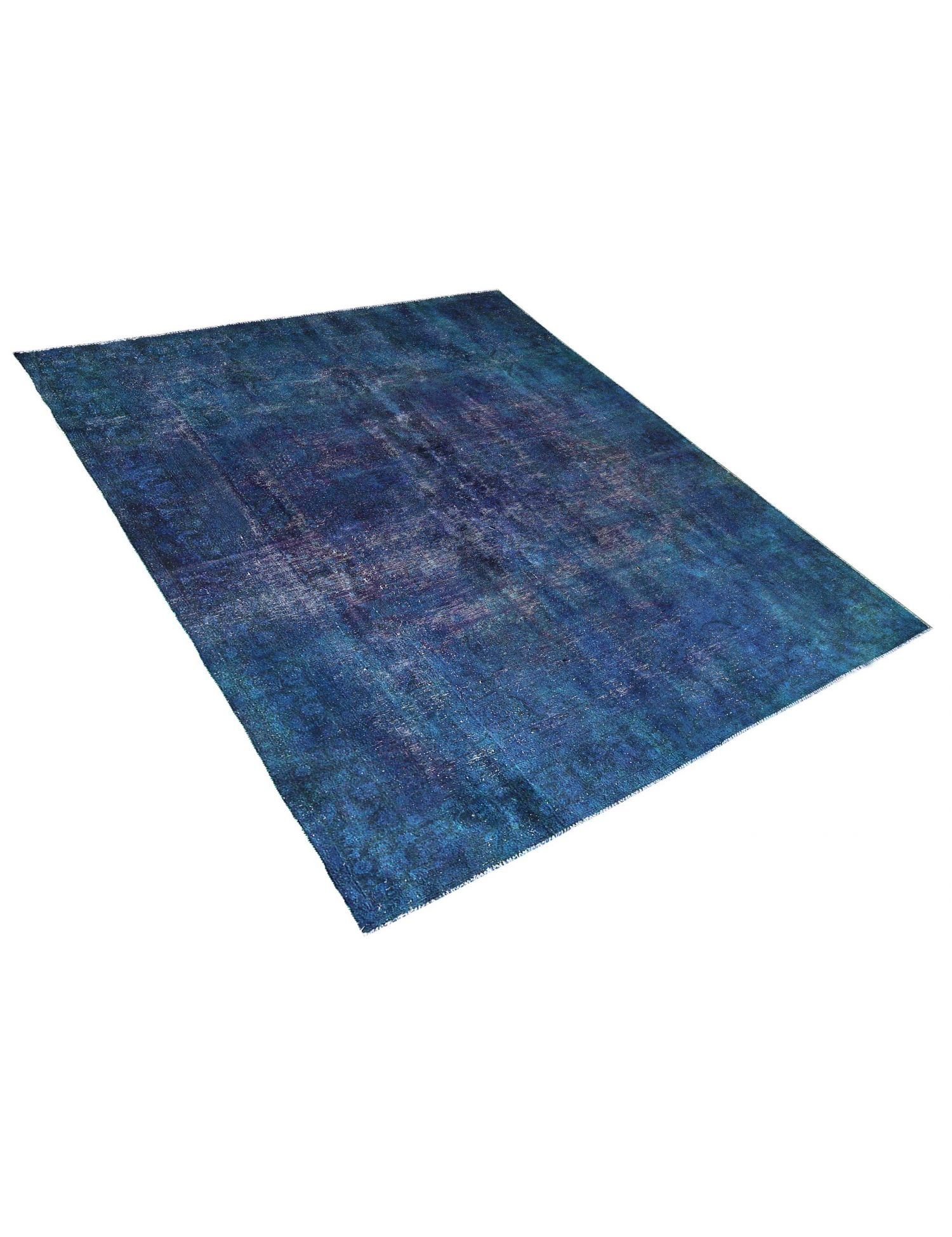 Tappeto Vintage  blu <br/>320 x 222 cm