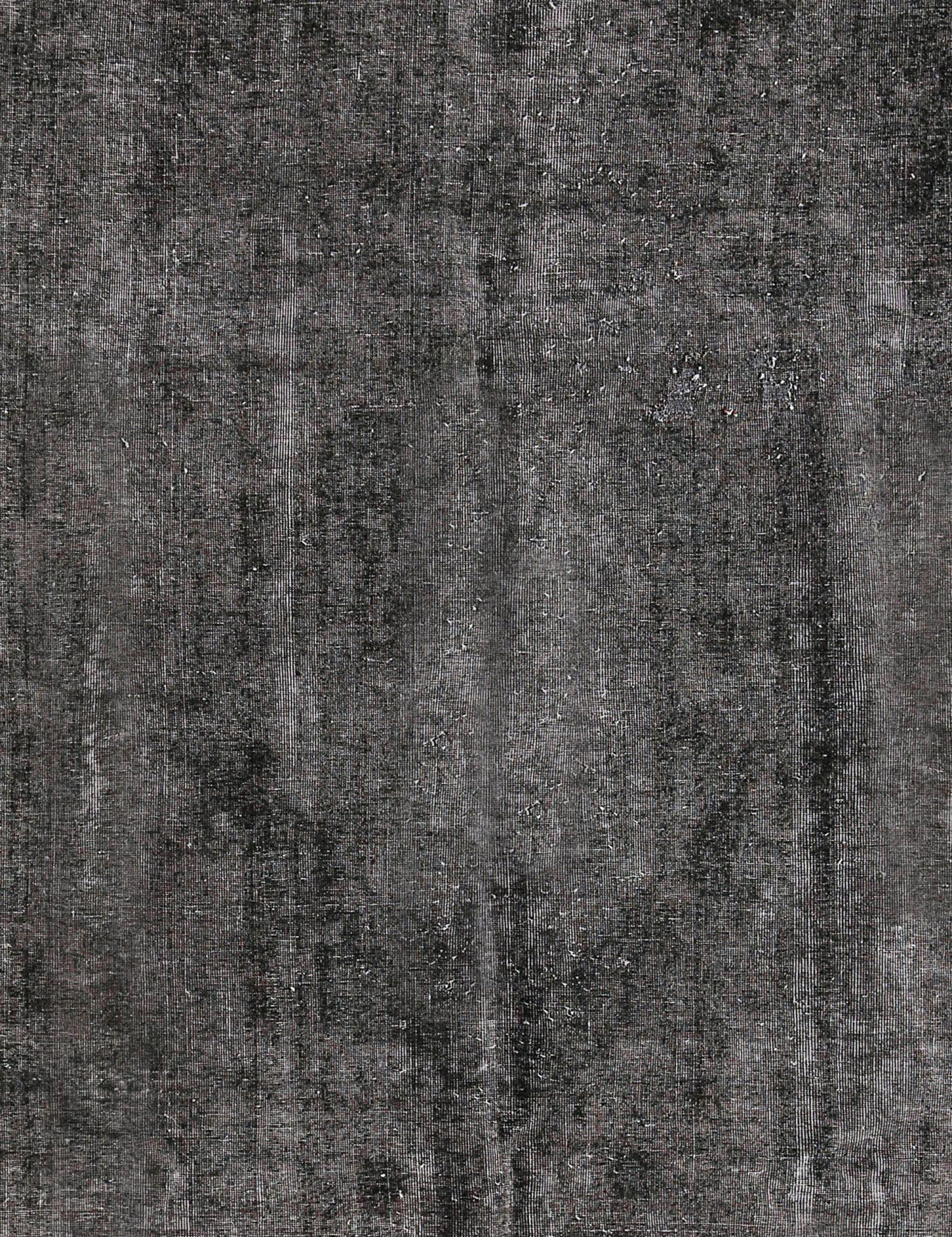 Tappeto Vintage  nero <br/>326 x 214 cm