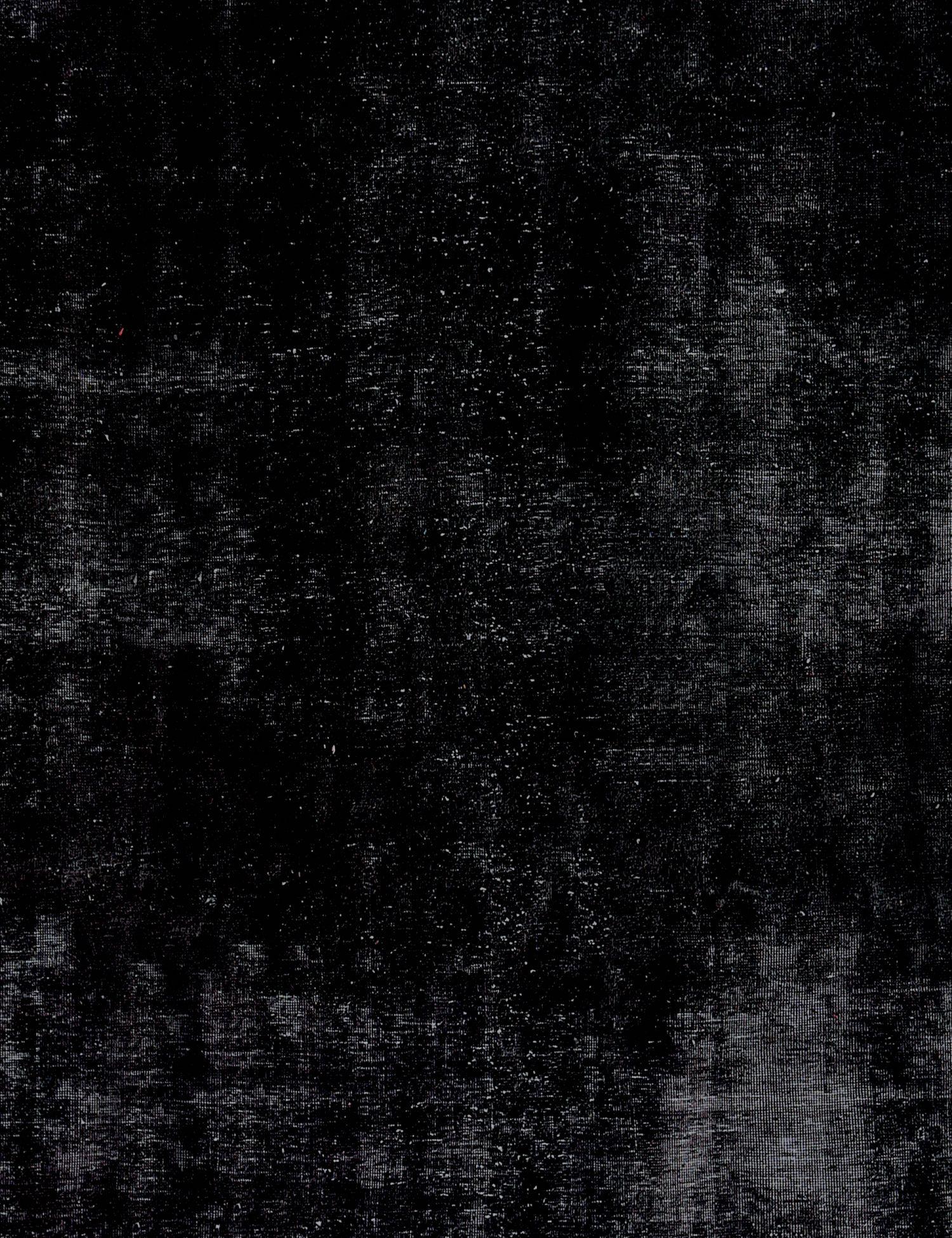 Tappeto Vintage  nero <br/>294 x 232 cm