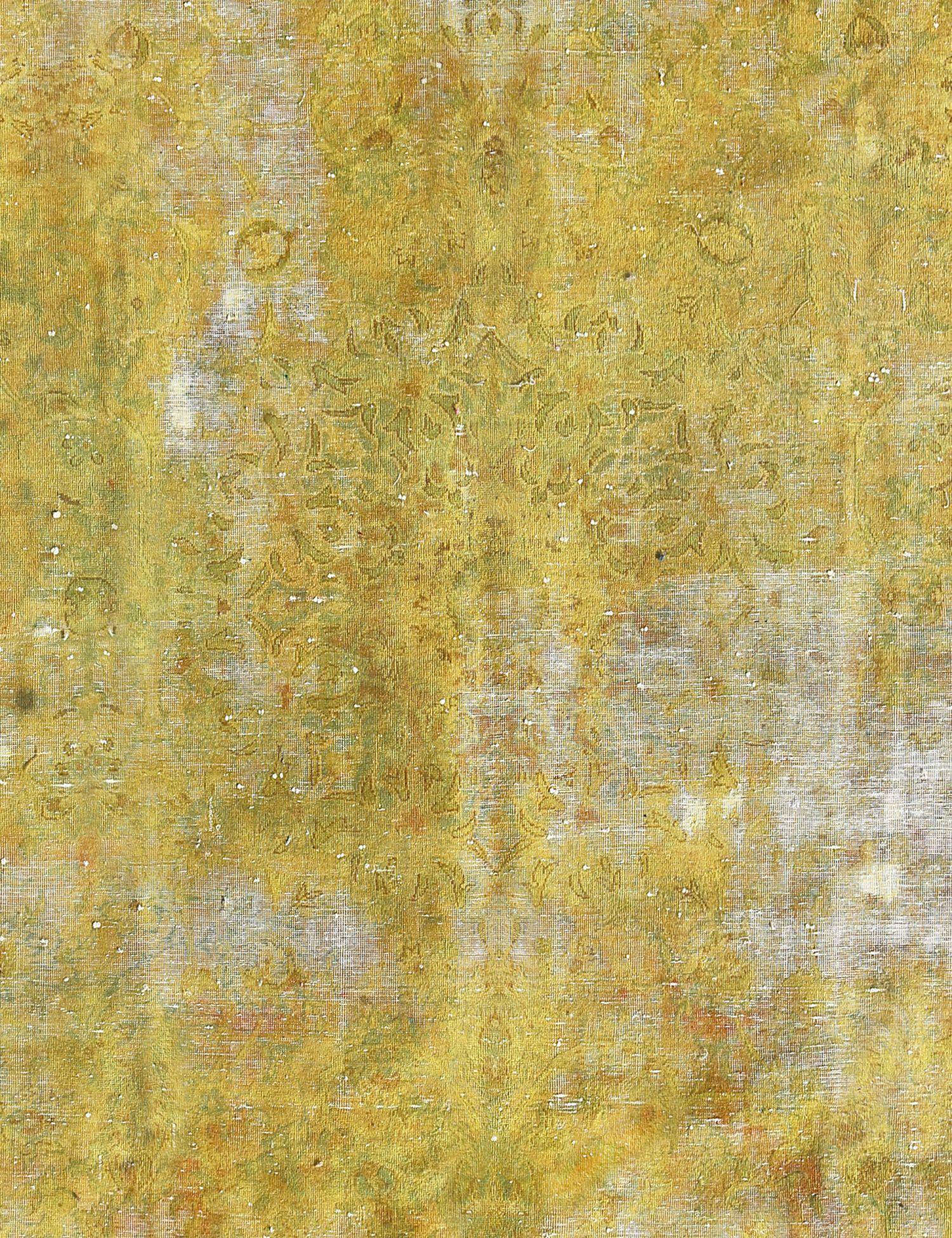 Tappeto Vintage  giallo <br/>300 x 205 cm