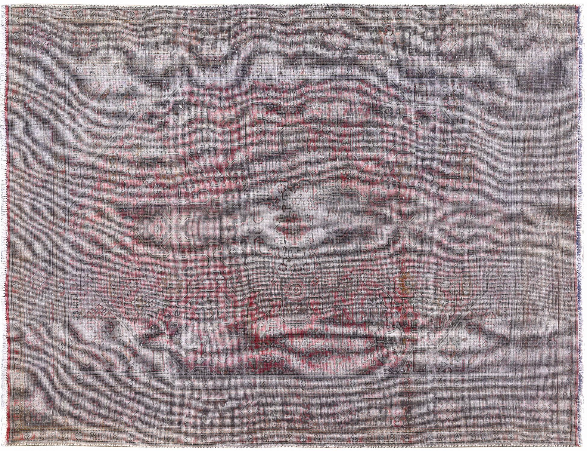 Vintage Teppich  grau <br/>290 x 195 cm