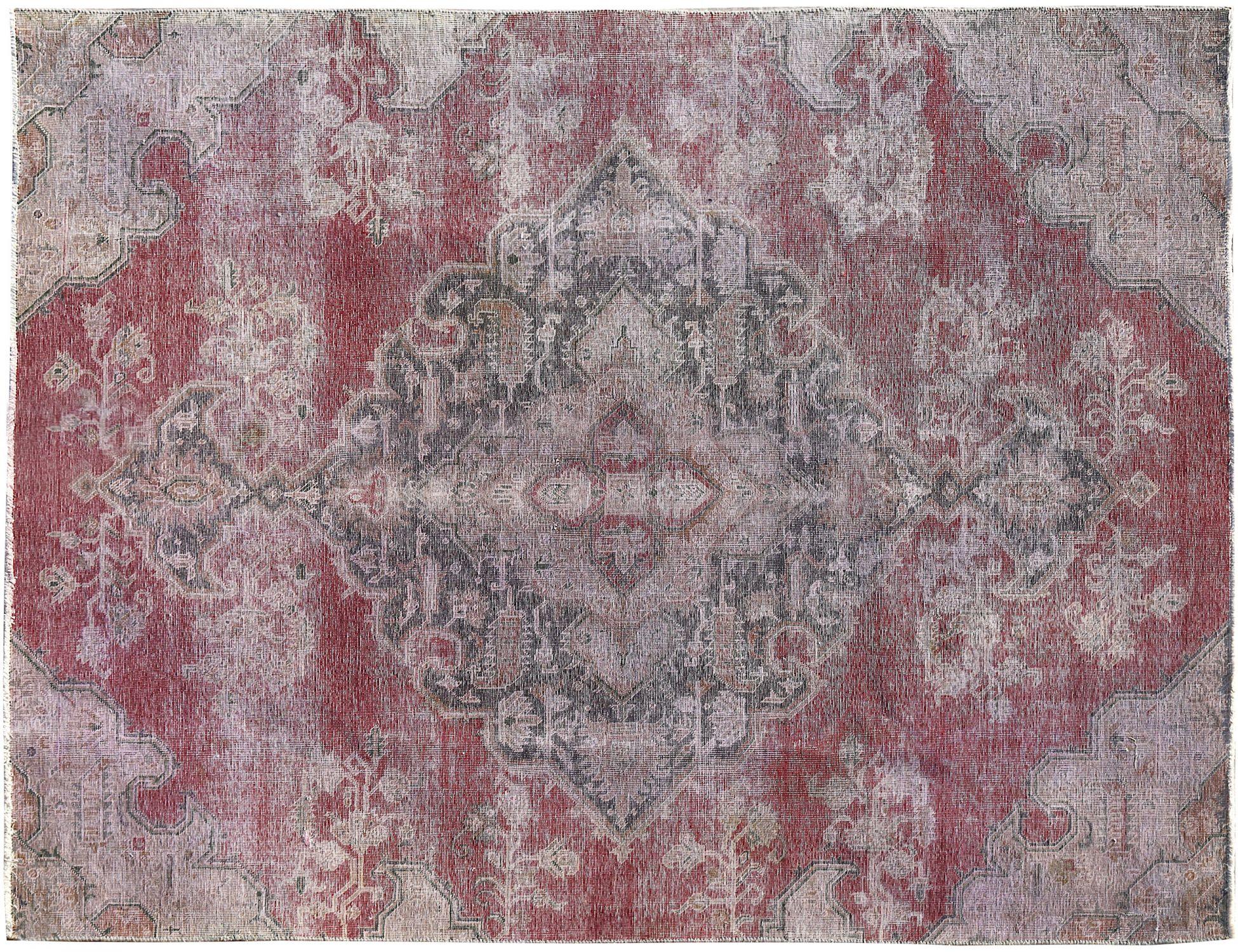 Retro Teppich  beige <br/>290 x 204 cm
