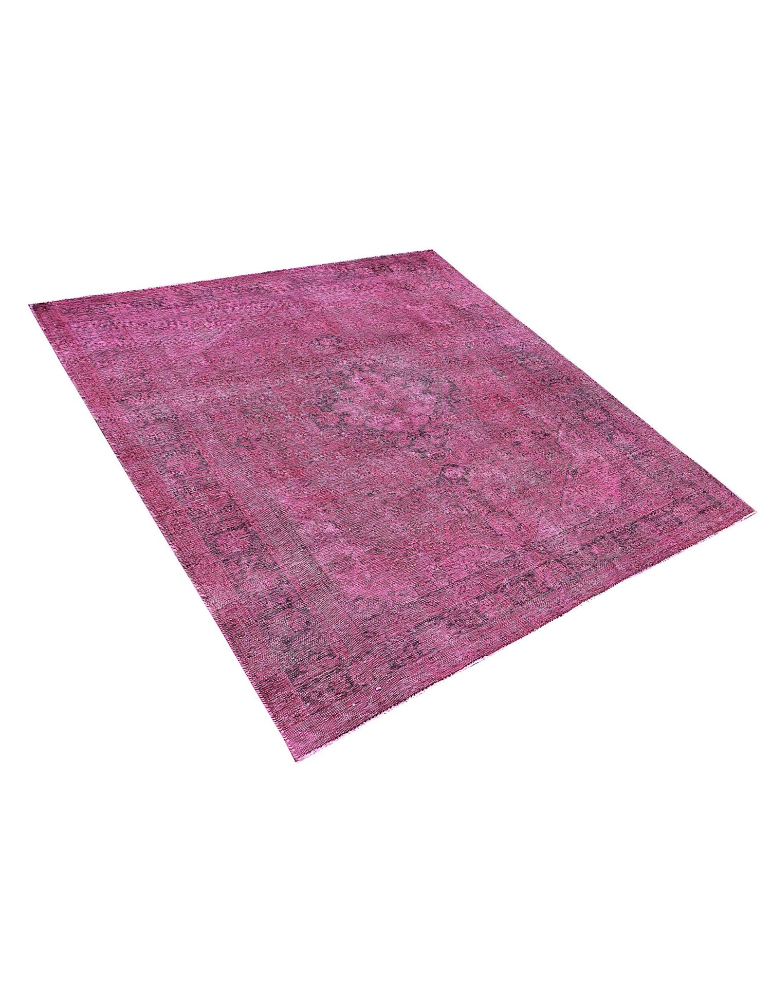 Tappeto Vintage  rosa <br/>290 x 205 cm