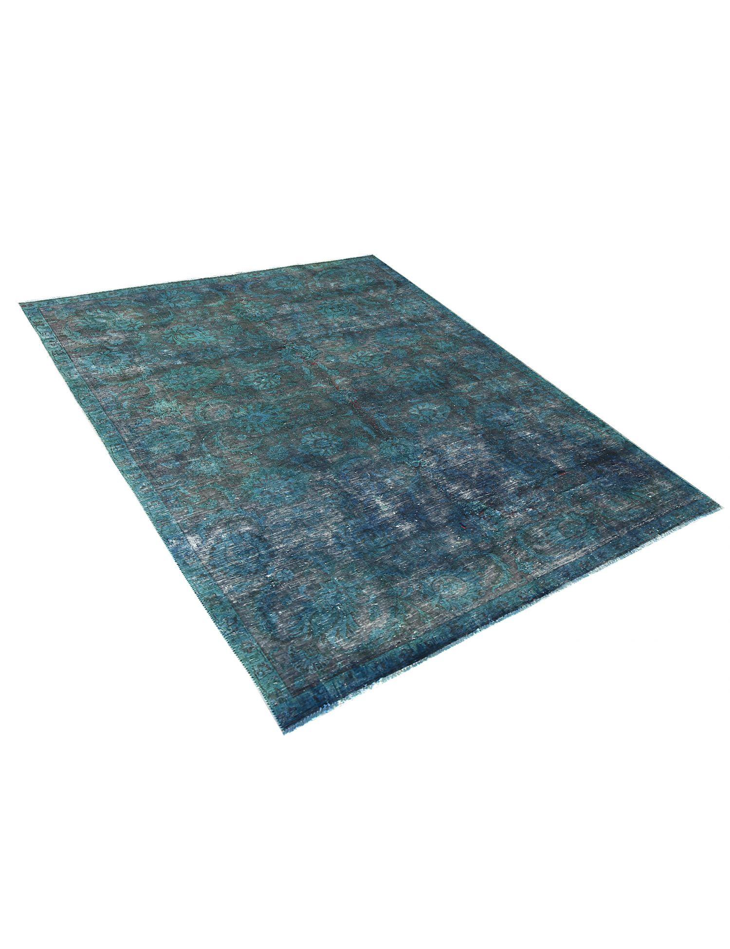 Tappeto Vintage  blu <br/>296 x 212 cm