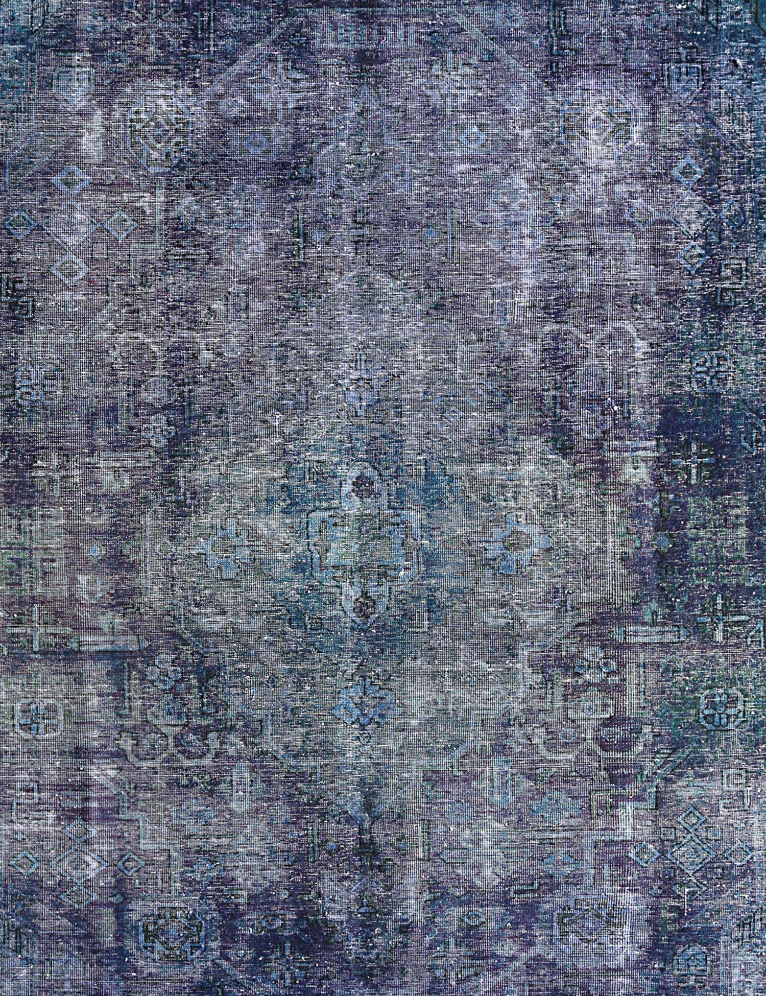 Vintage Teppich  blau <br/>348 x 248 cm