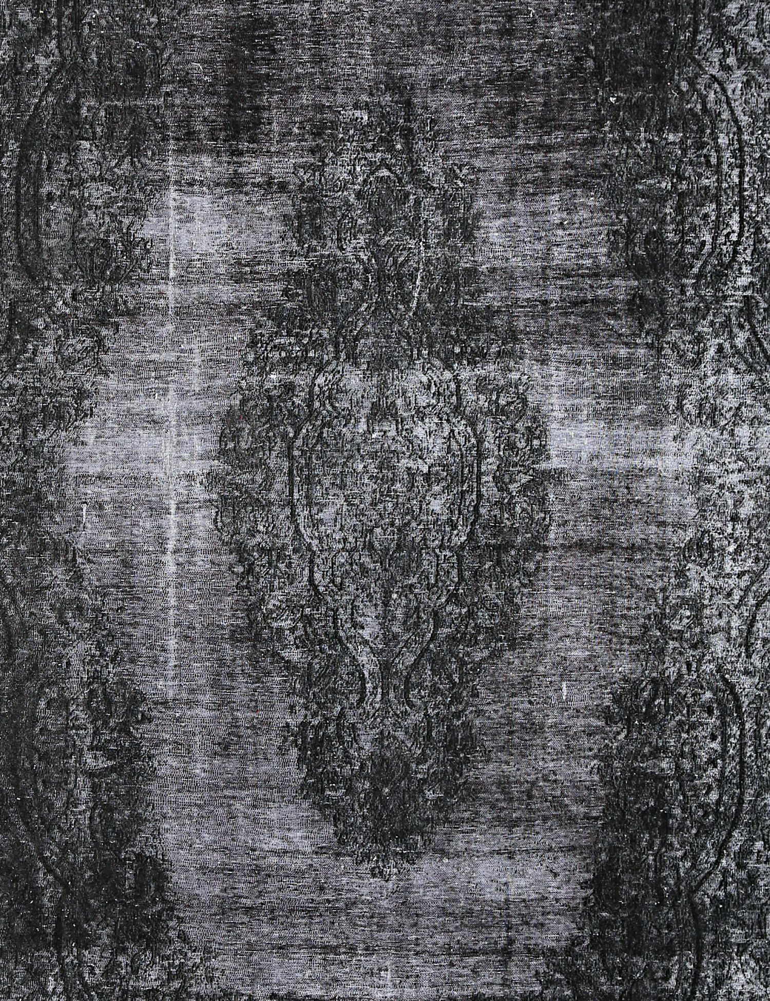 Tappeto Vintage  nero <br/>403 x 279 cm