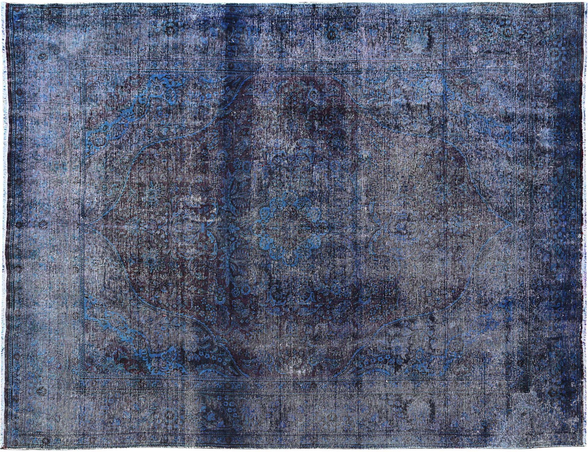 Tappeto Vintage  blu <br/>393 x 295 cm